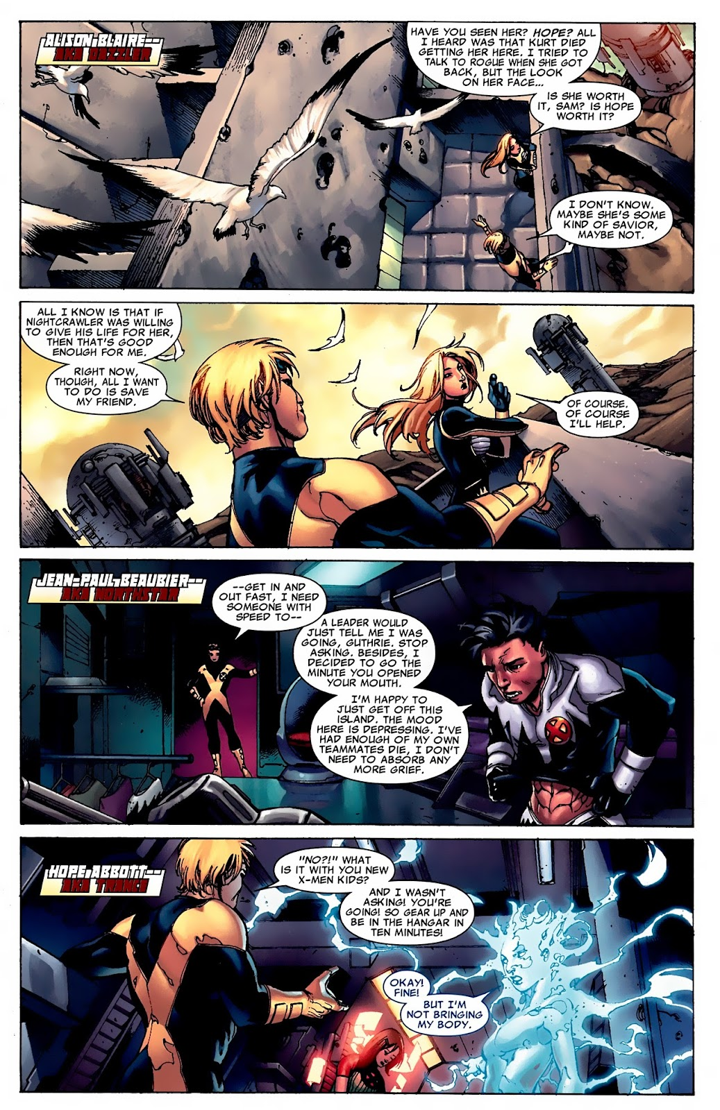 Read online X-Men: Second Coming Revelations comic -  Issue # TPB (Part 1) - 79