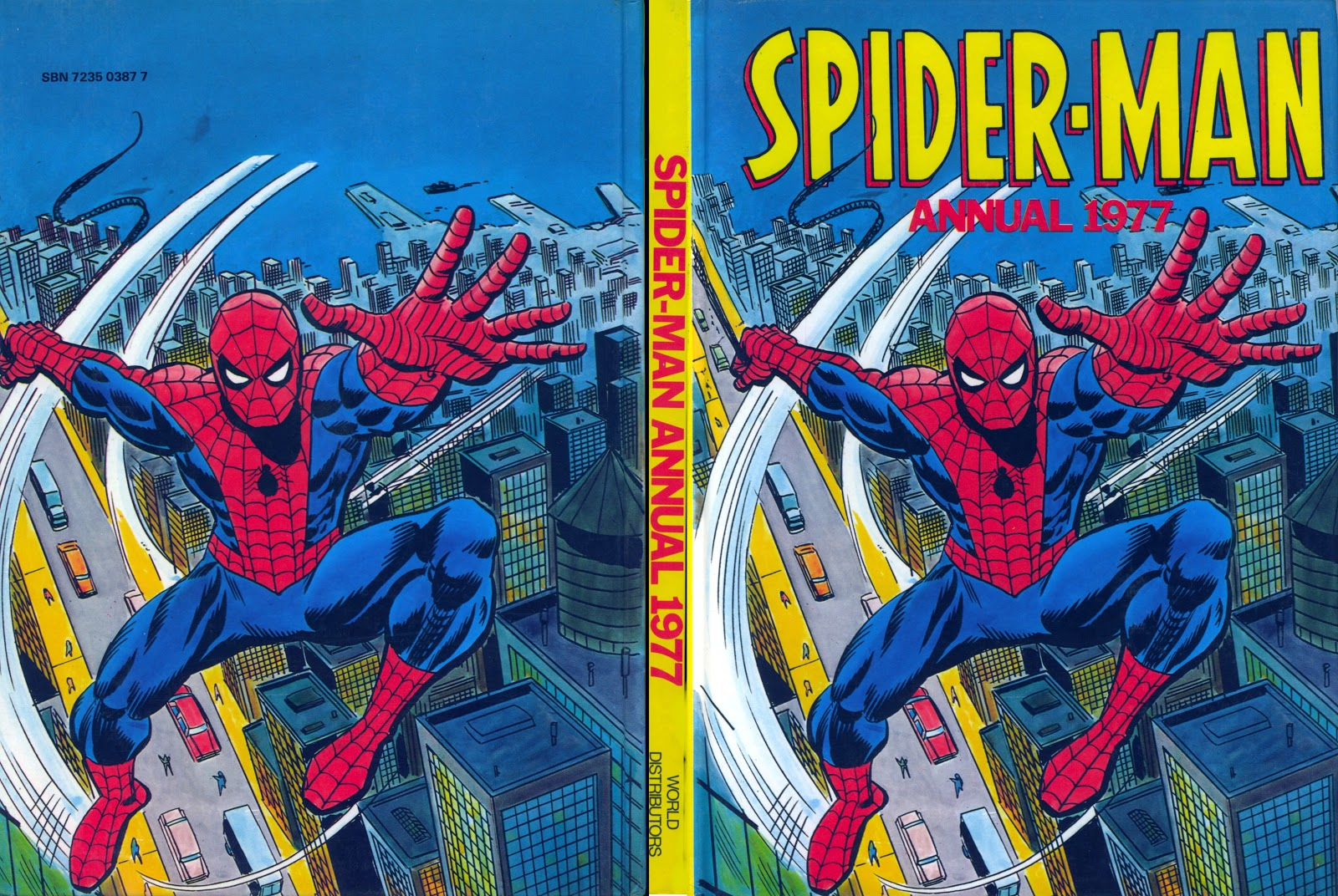Spider-Man Annual (1974) 1977 Page 1