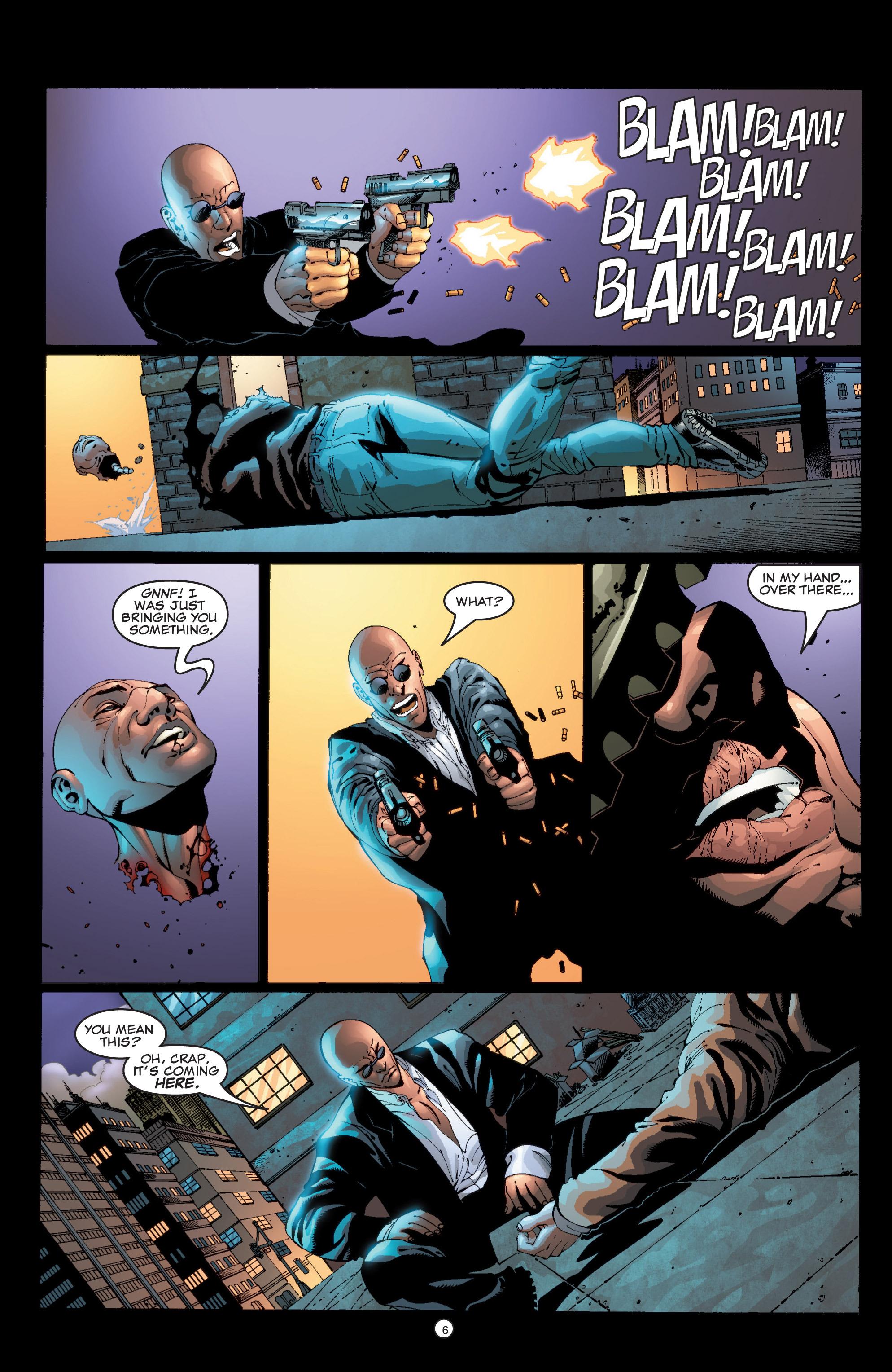 Read online Shadowman (1999) comic -  Issue #6 - 8