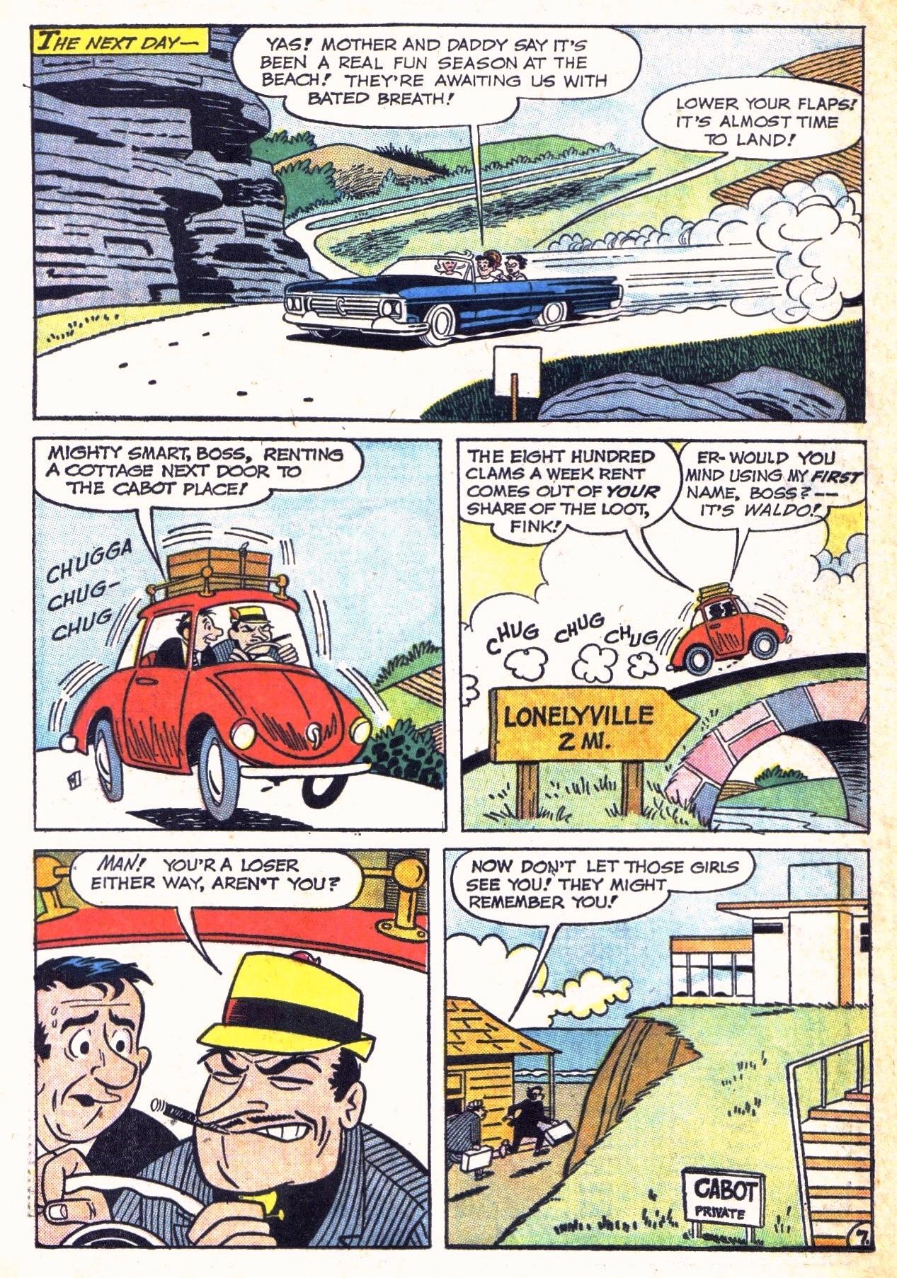 Read online She's Josie comic -  Issue #3 - 10