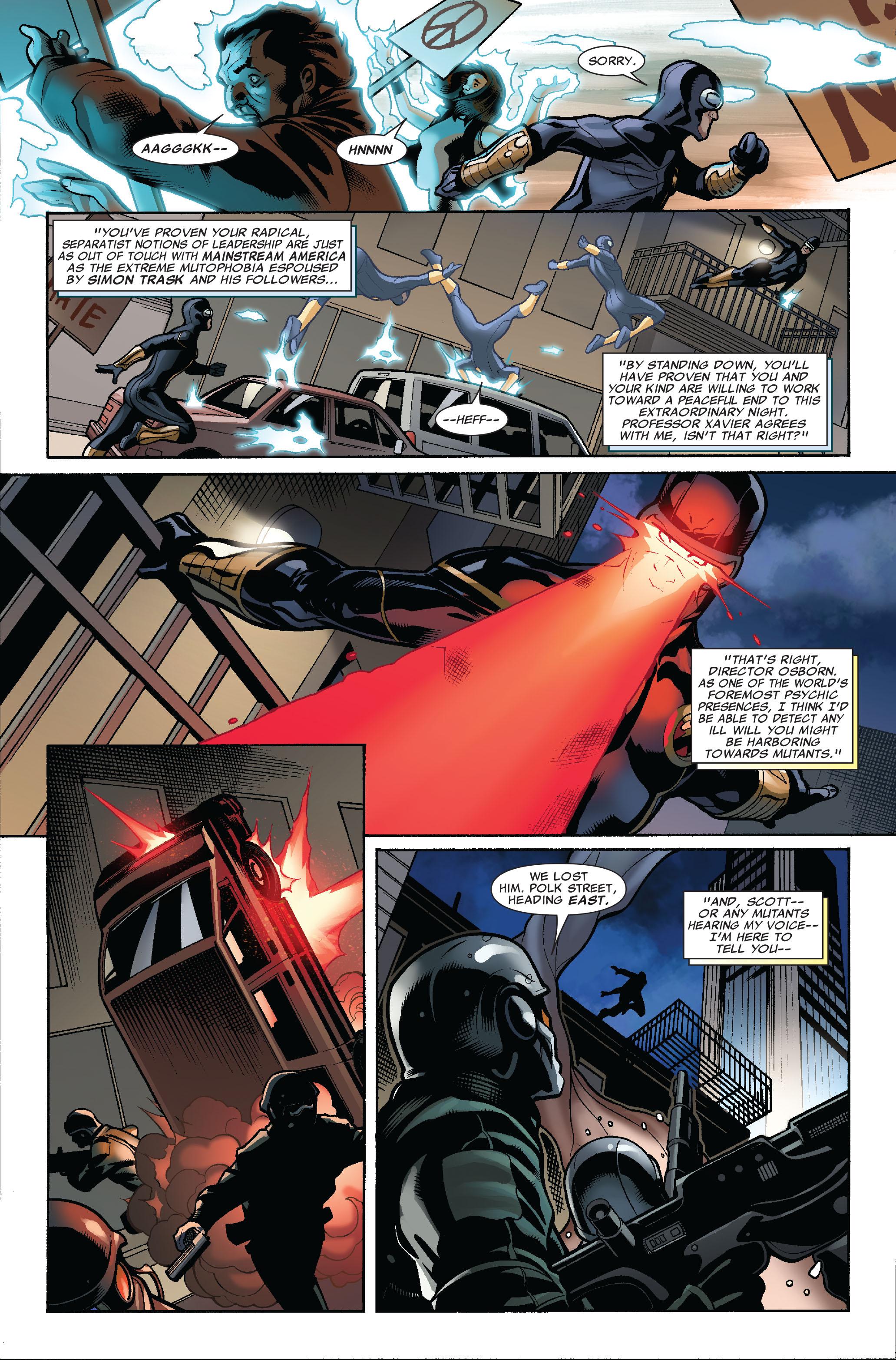Read online Uncanny X-Men (1963) comic -  Issue #513 - 4