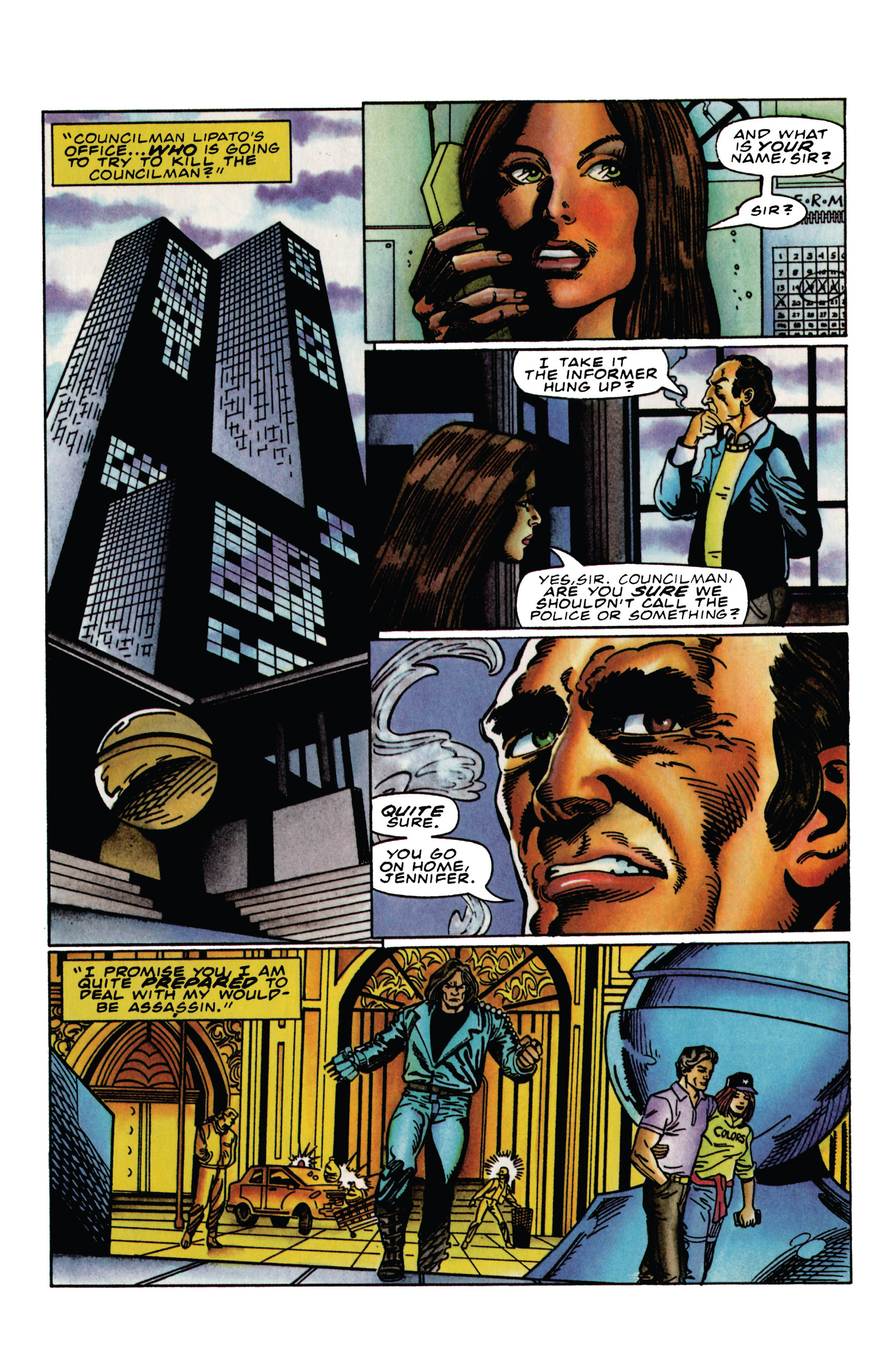 Read online Eternal Warrior (1992) comic -  Issue #29 - 15