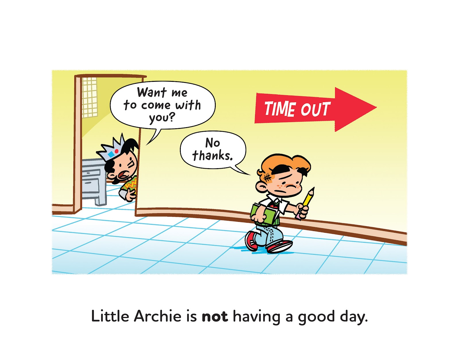 Read online Little Archie's Lucky Day comic -  Issue # Full - 15