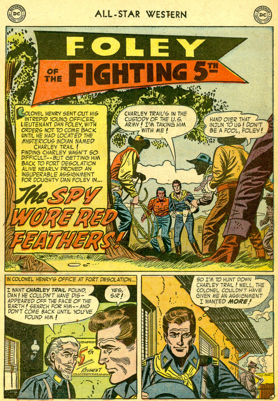 All-Star Western (1951) issue 75 - Page 19