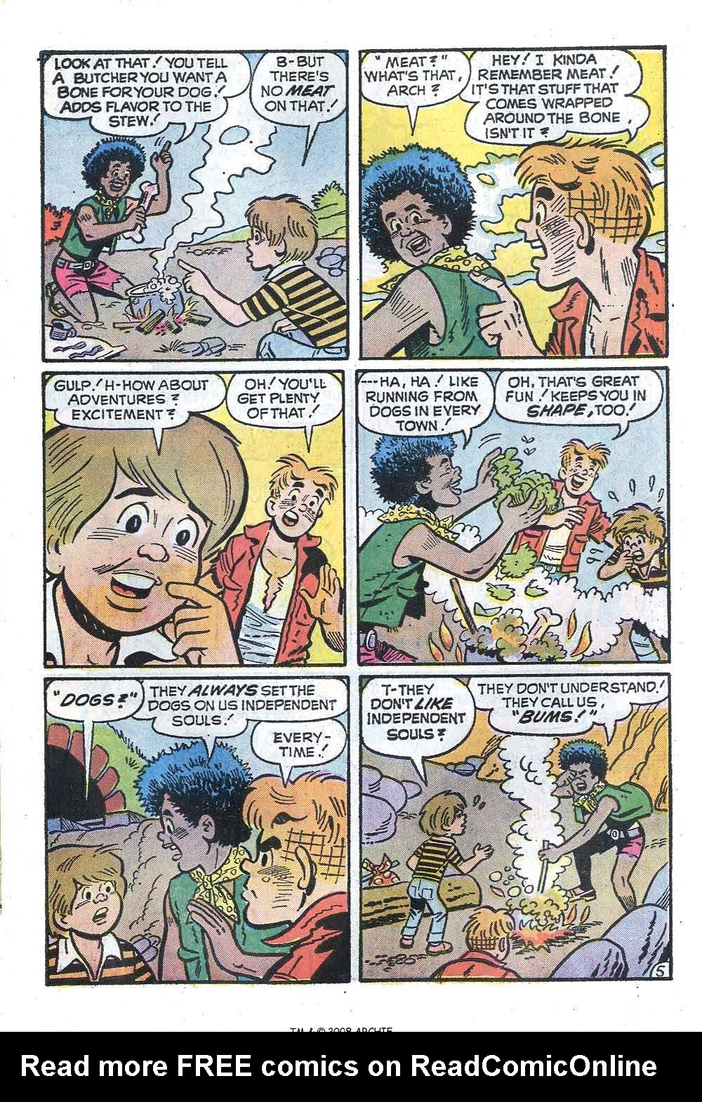 Read online Archie (1960) comic -  Issue #229 - 7