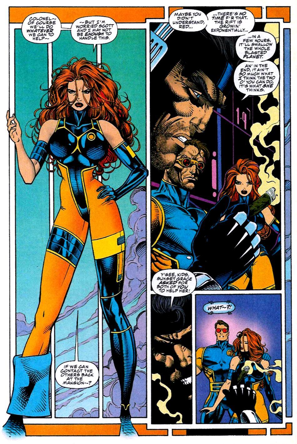 X-Men (1991) 35 Page 4