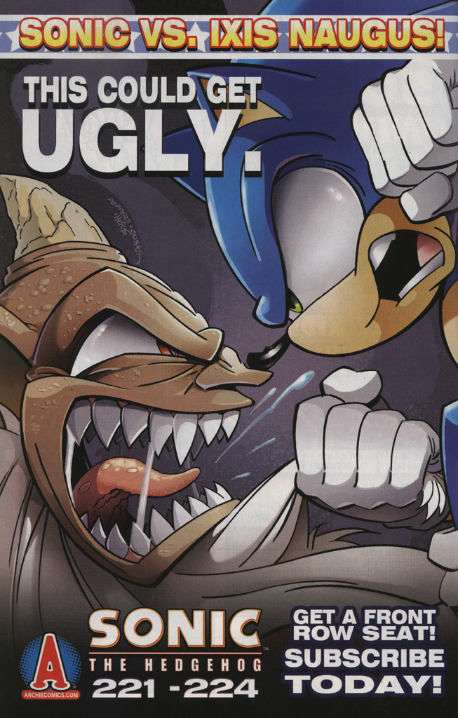 Read online Sonic Universe comic -  Issue #25 - 14