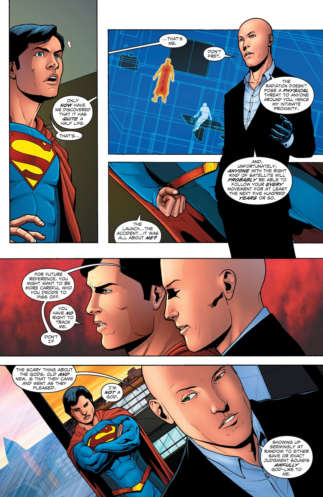 Read online Smallville Season 11 [II] comic -  Issue # TPB 1 - 125