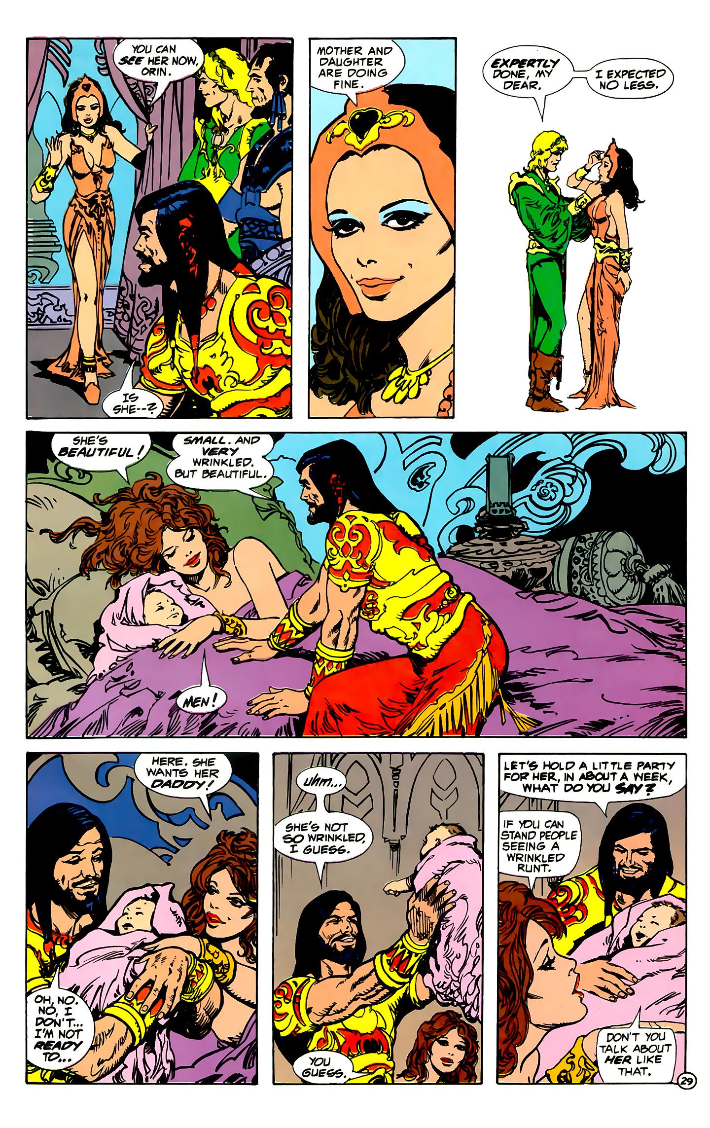 Read online Atlantis Chronicles comic -  Issue #1 - 29