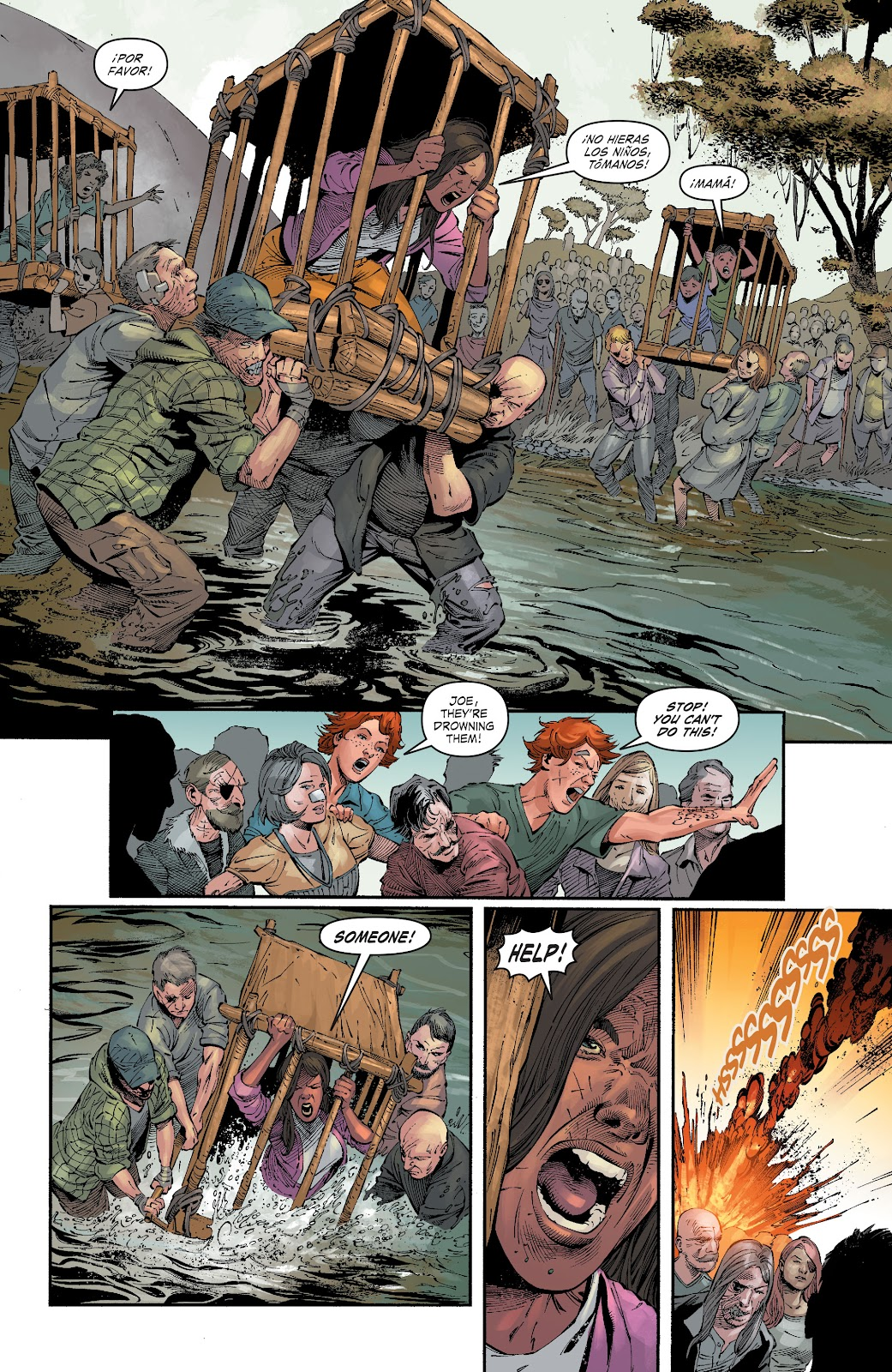 Read online The Curse of Brimstone: Ashes comic -  Issue # TPB (Part 1) - 45