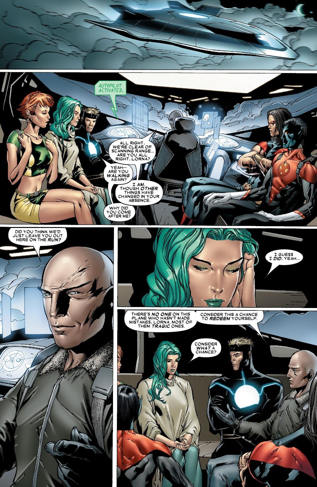Uncanny X-Men (1963) issue 475 - Page 21