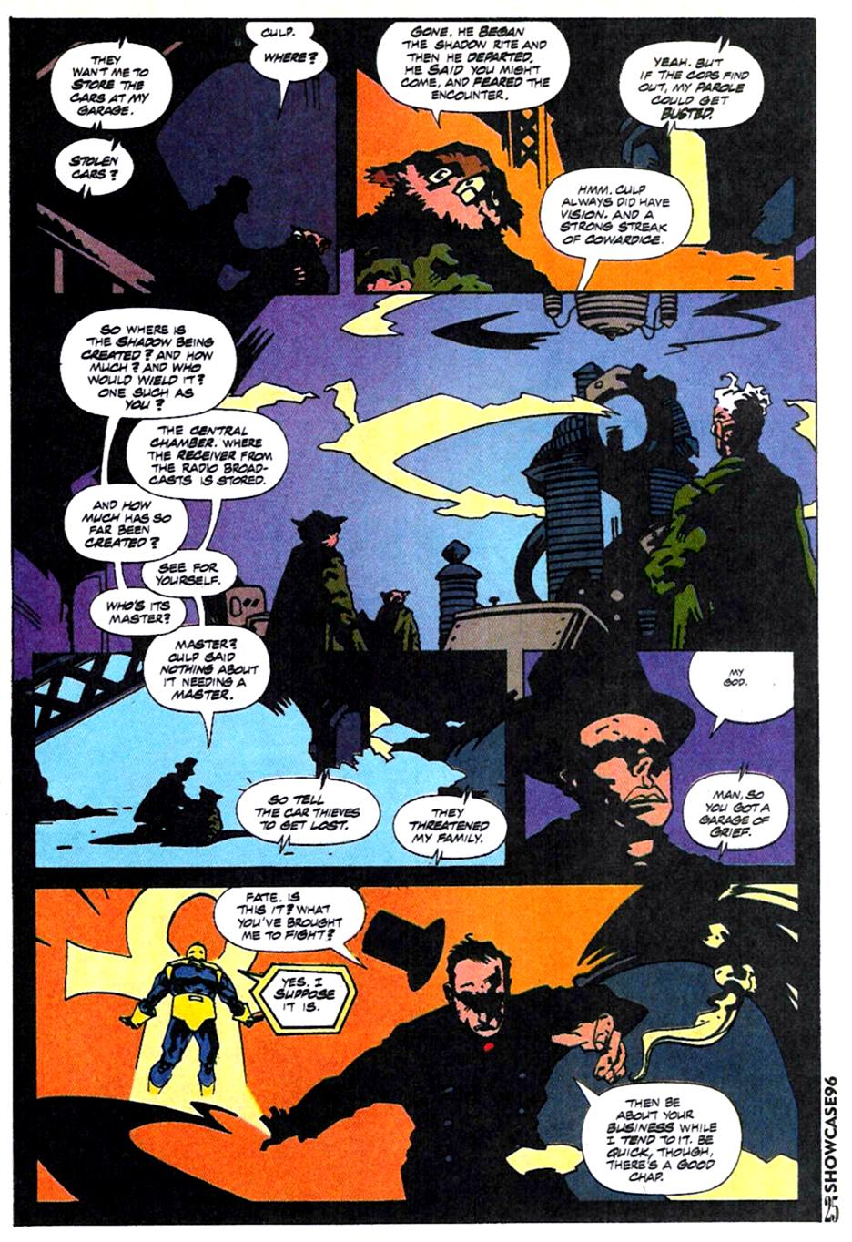 Read online Showcase '96 comic -  Issue #5 - 25