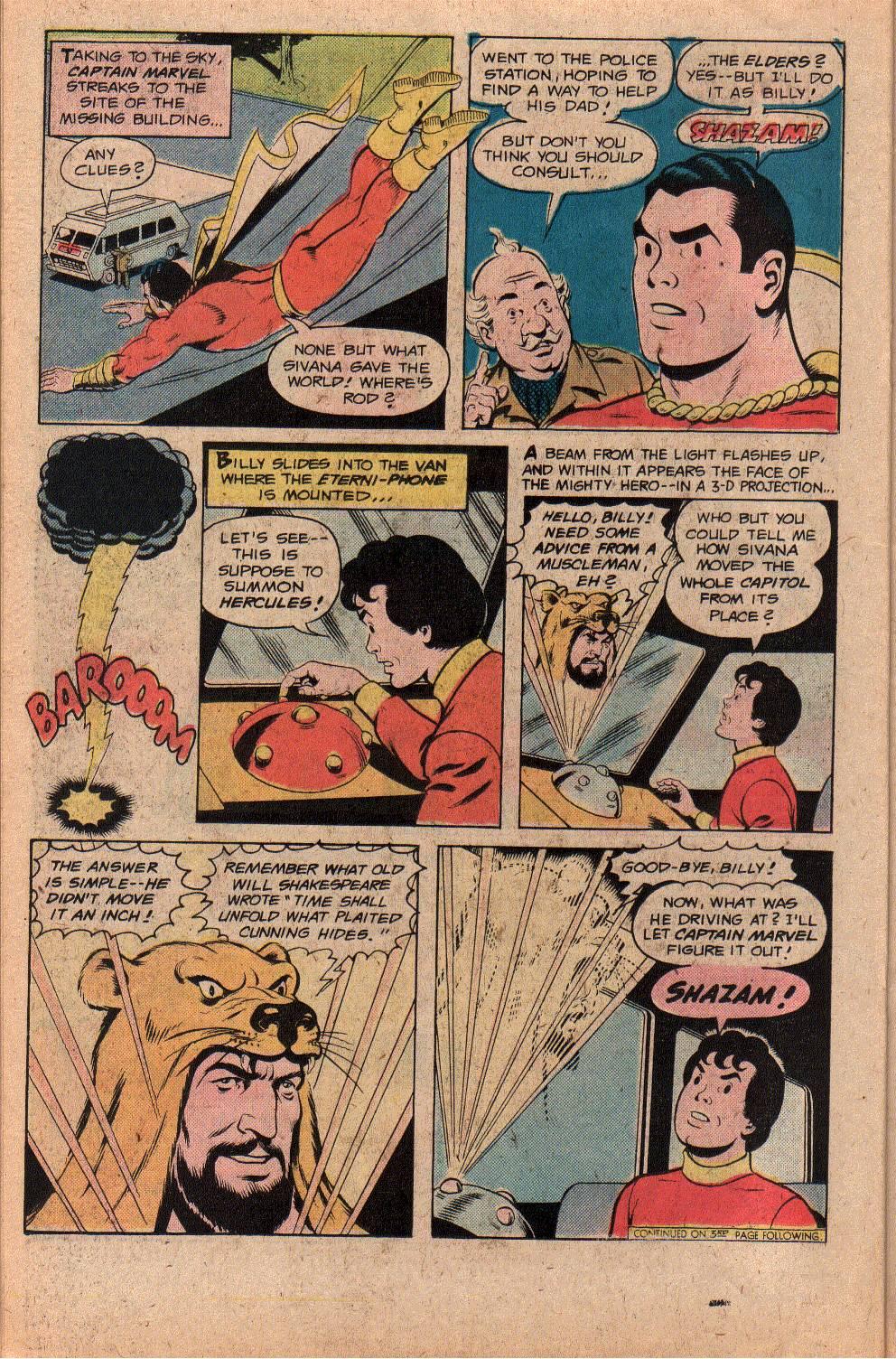 Read online Shazam! (1973) comic -  Issue #26 - 22