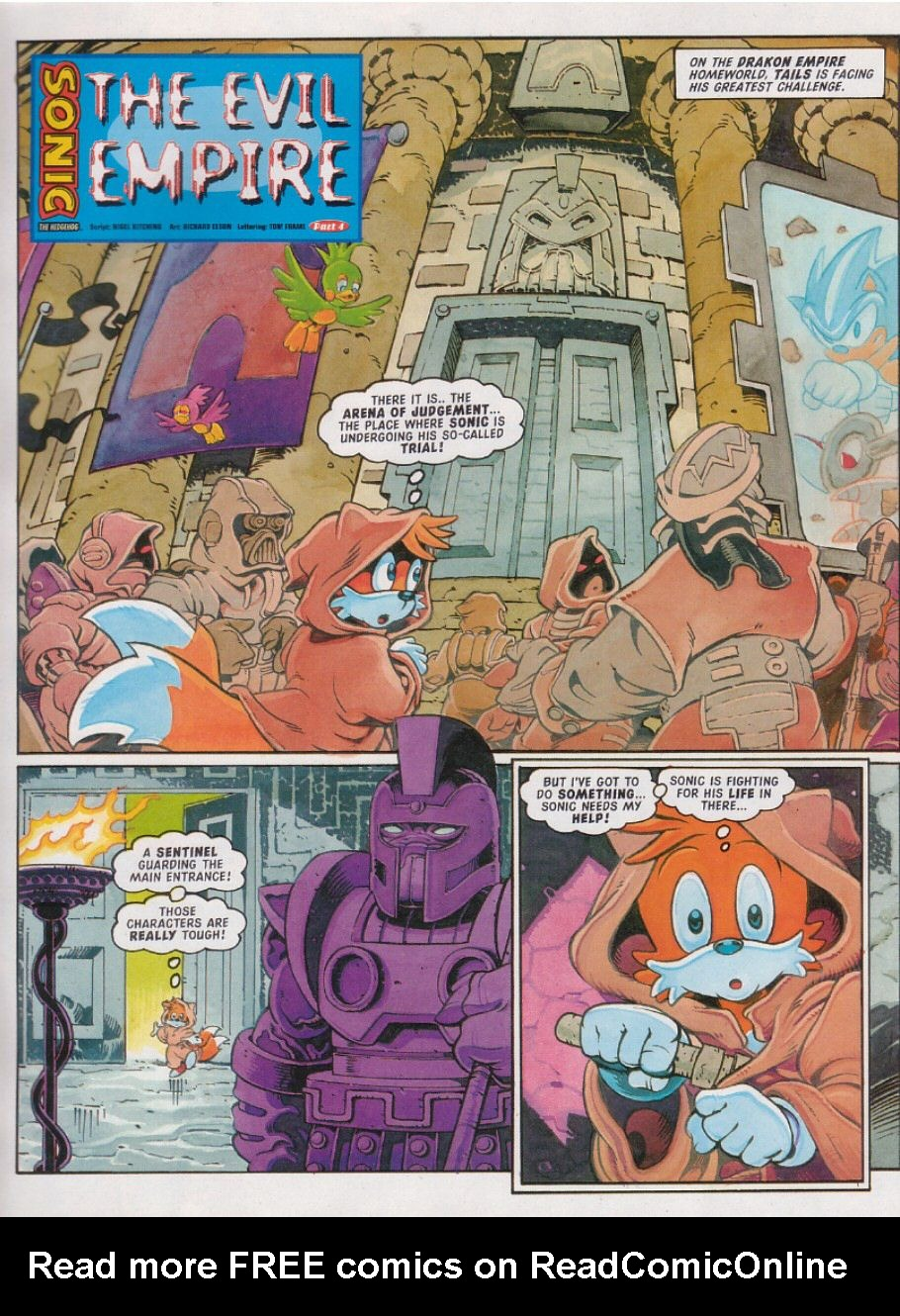 Read online Sonic the Comic comic -  Issue #111 - 3