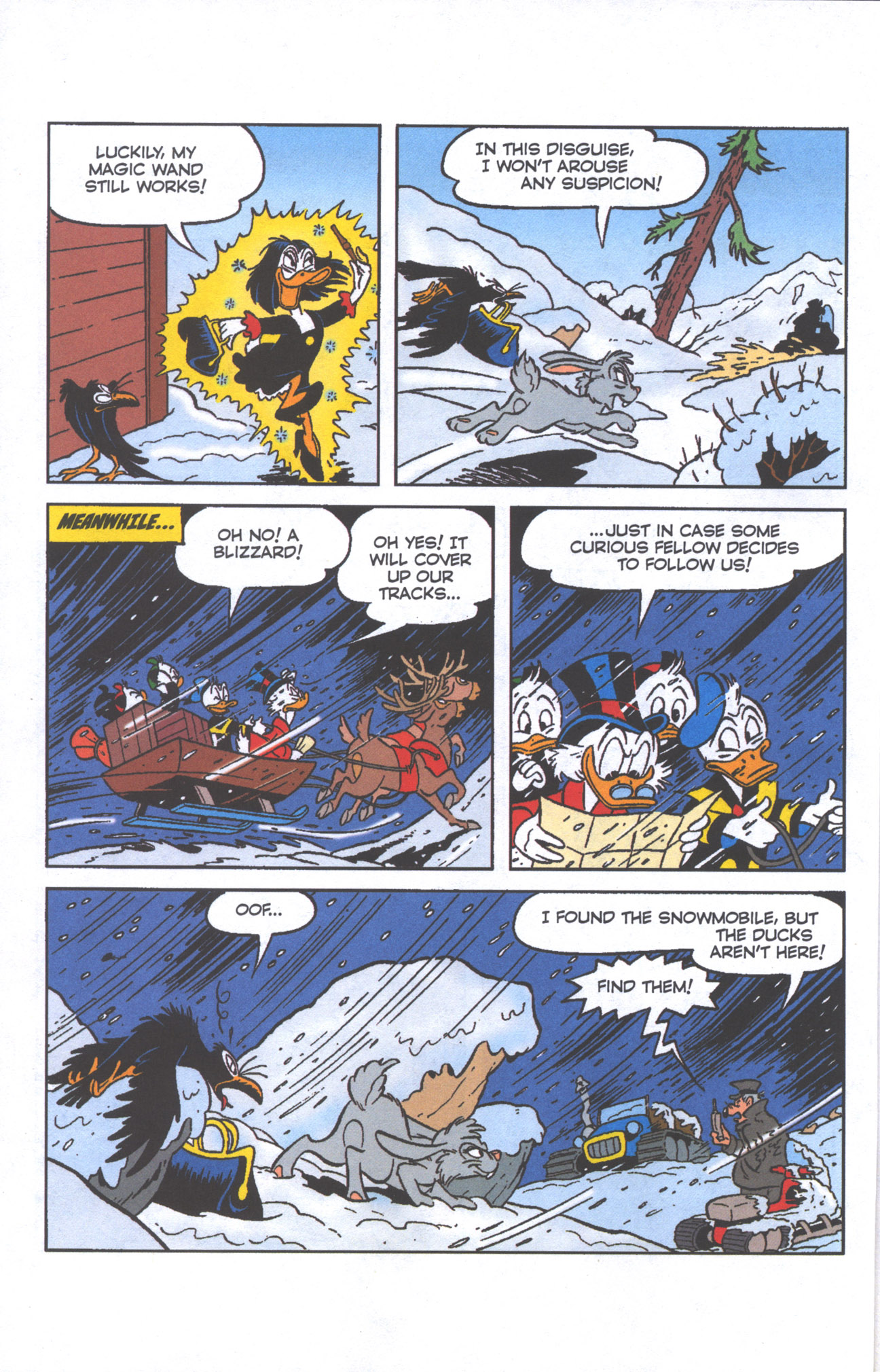 Read online Uncle Scrooge (1953) comic -  Issue #386 - 25