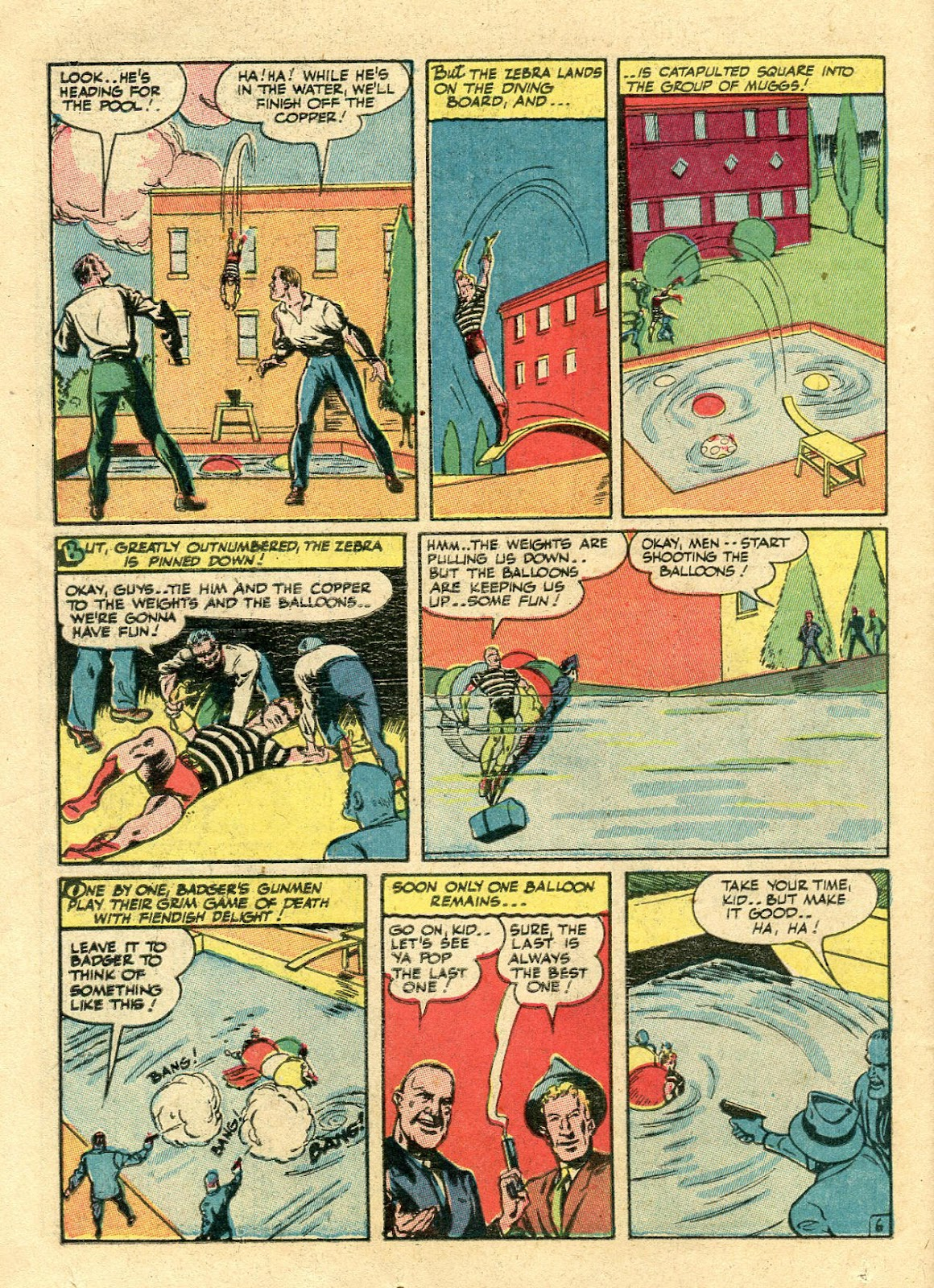 Green Hornet Comics issue 11 - Page 33