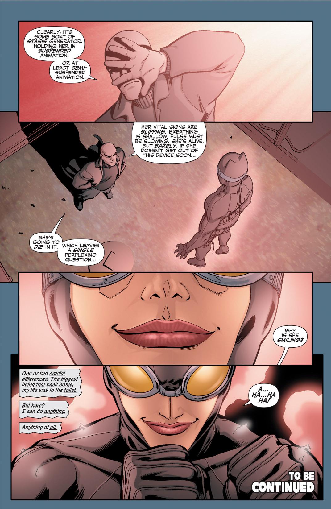 Catwoman (2002) #76 #76 - English 23