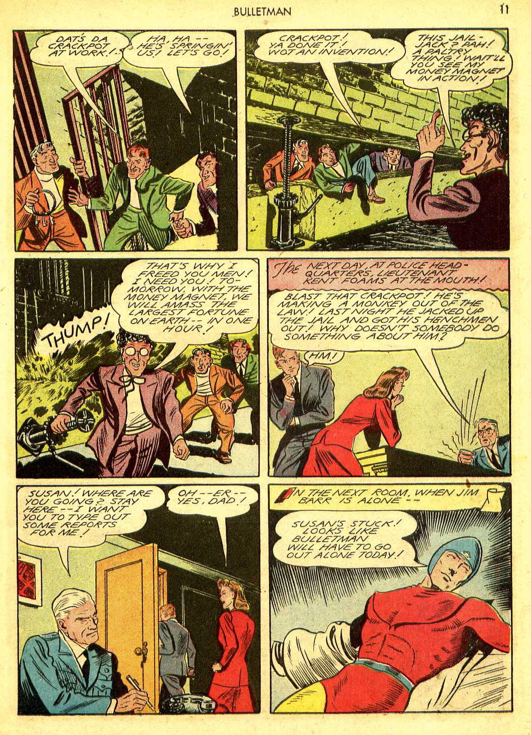Bulletman issue 12 - Page 10
