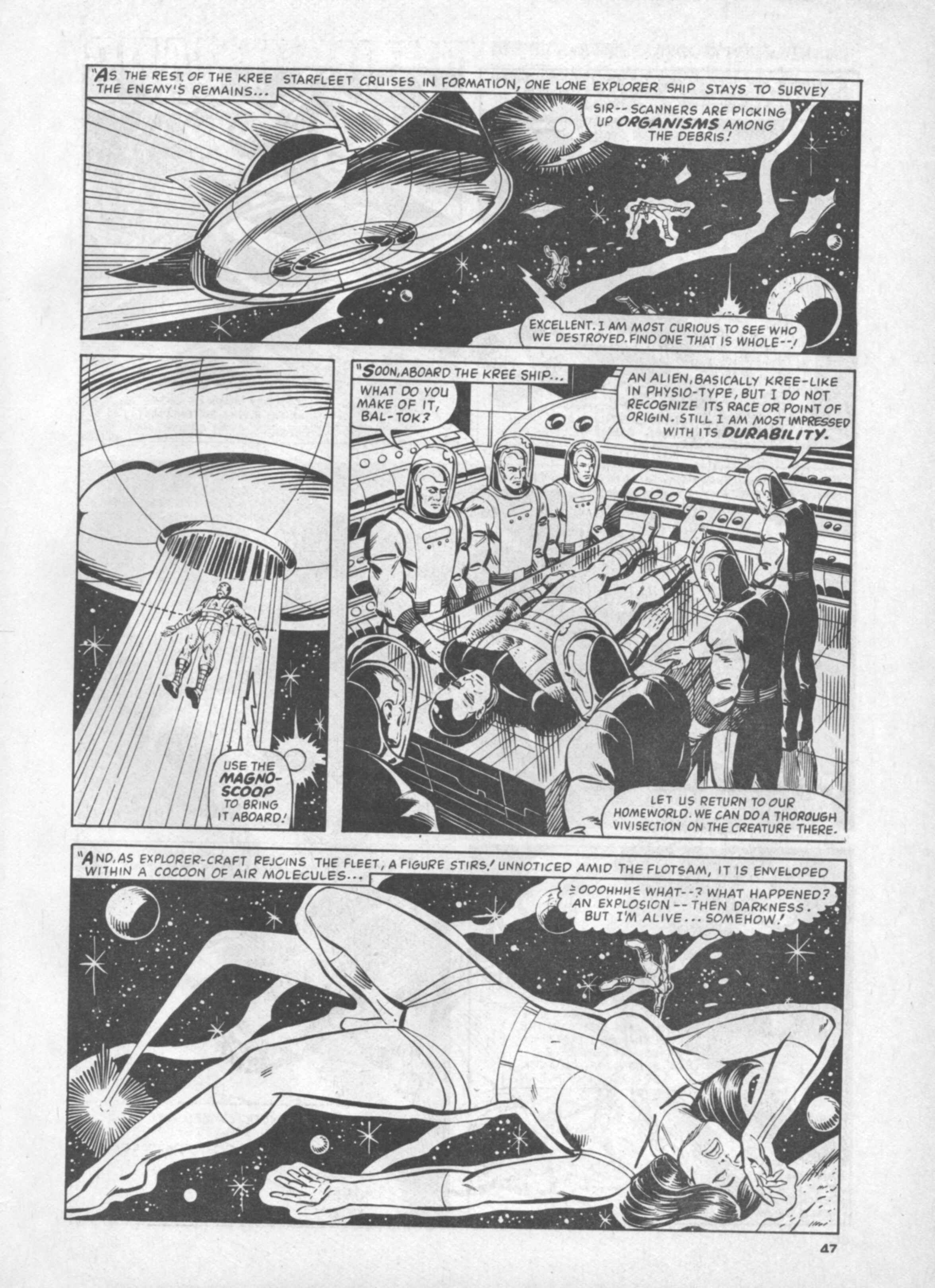 Read online Future Tense comic -  Issue #40 - 47