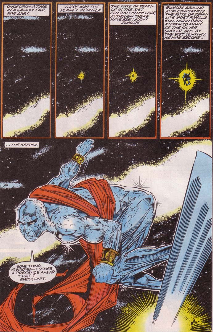 Read online Cyberspace 3000 comic -  Issue #3 - 5