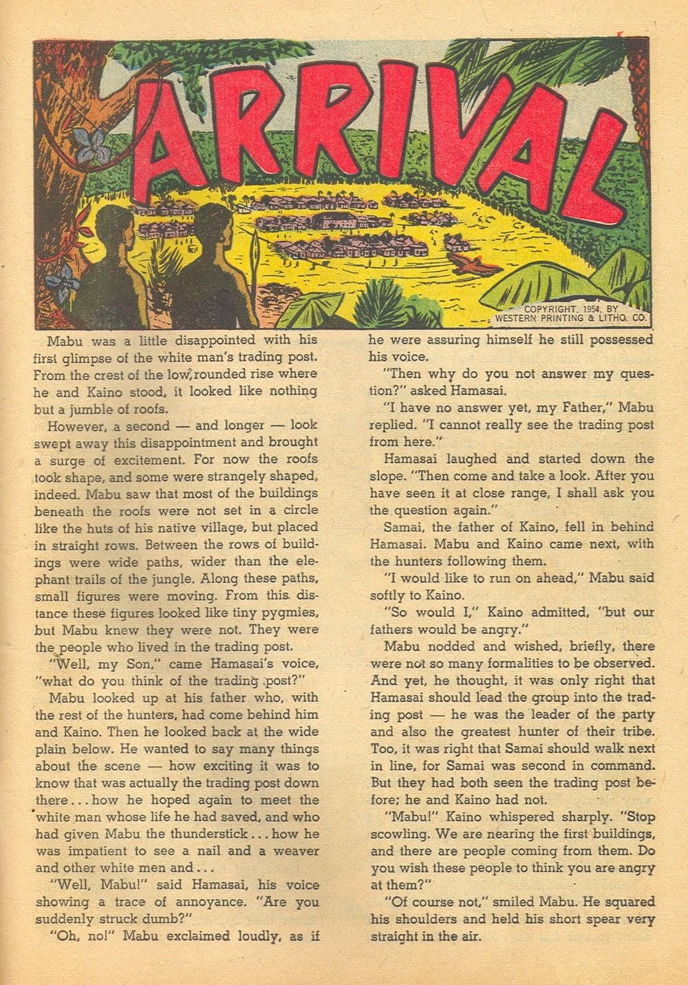 Tarzan (1948) issue 60 - Page 27