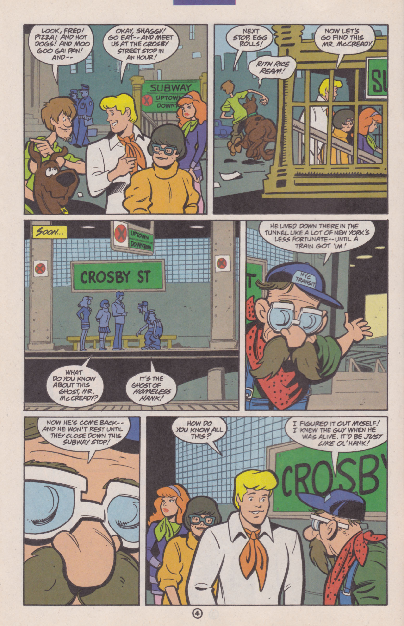 Read online Scooby-Doo (1997) comic -  Issue #14 - 5