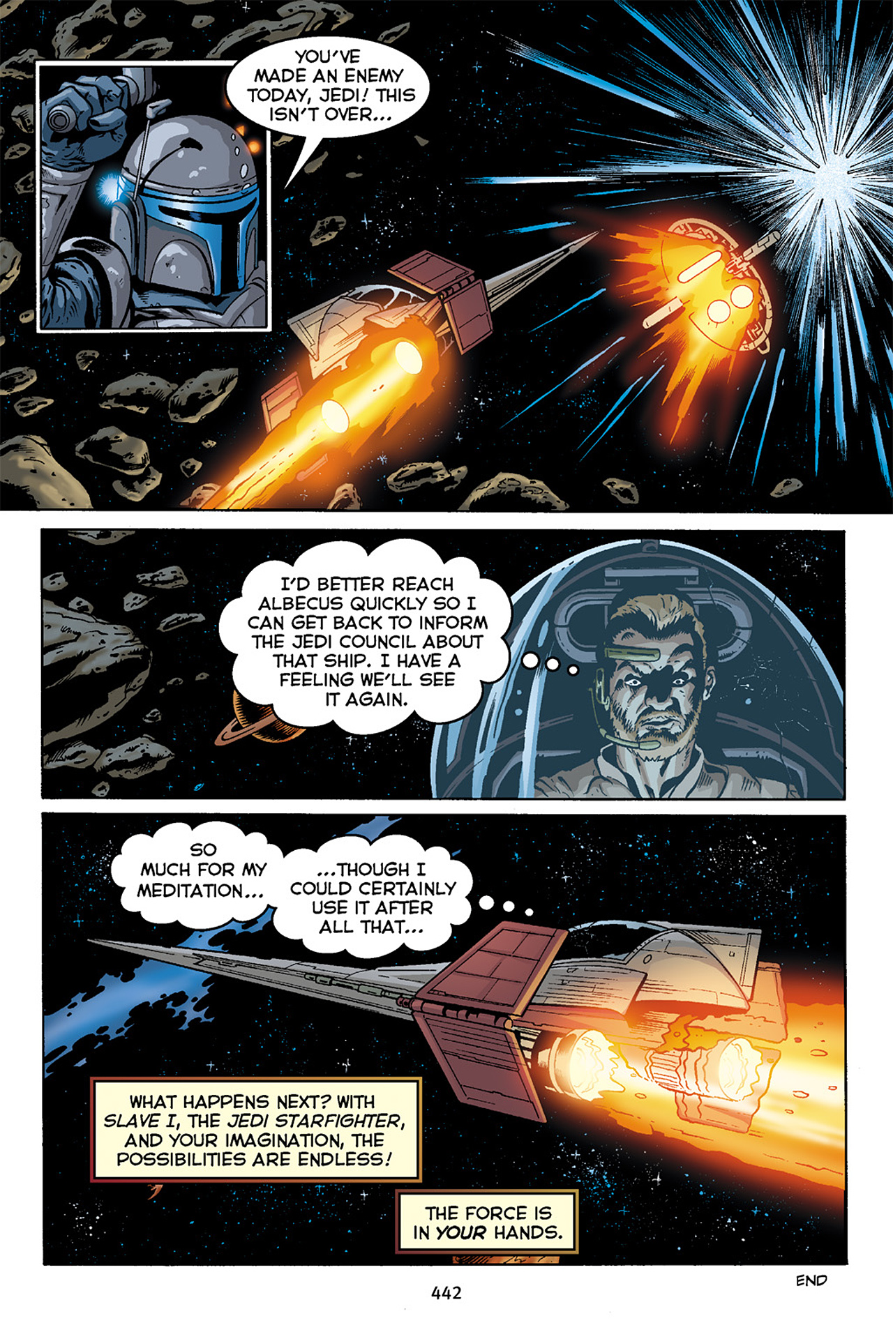Read online Star Wars Omnibus comic -  Issue # Vol. 10 - 435