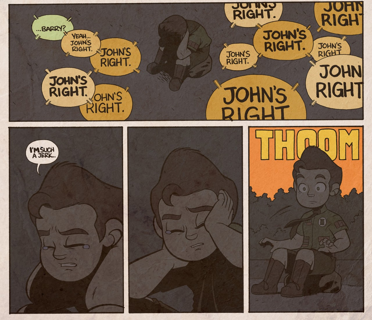 Read online JL8 – The Complete Collection comic -  Issue # TPB (Part 2) - 14