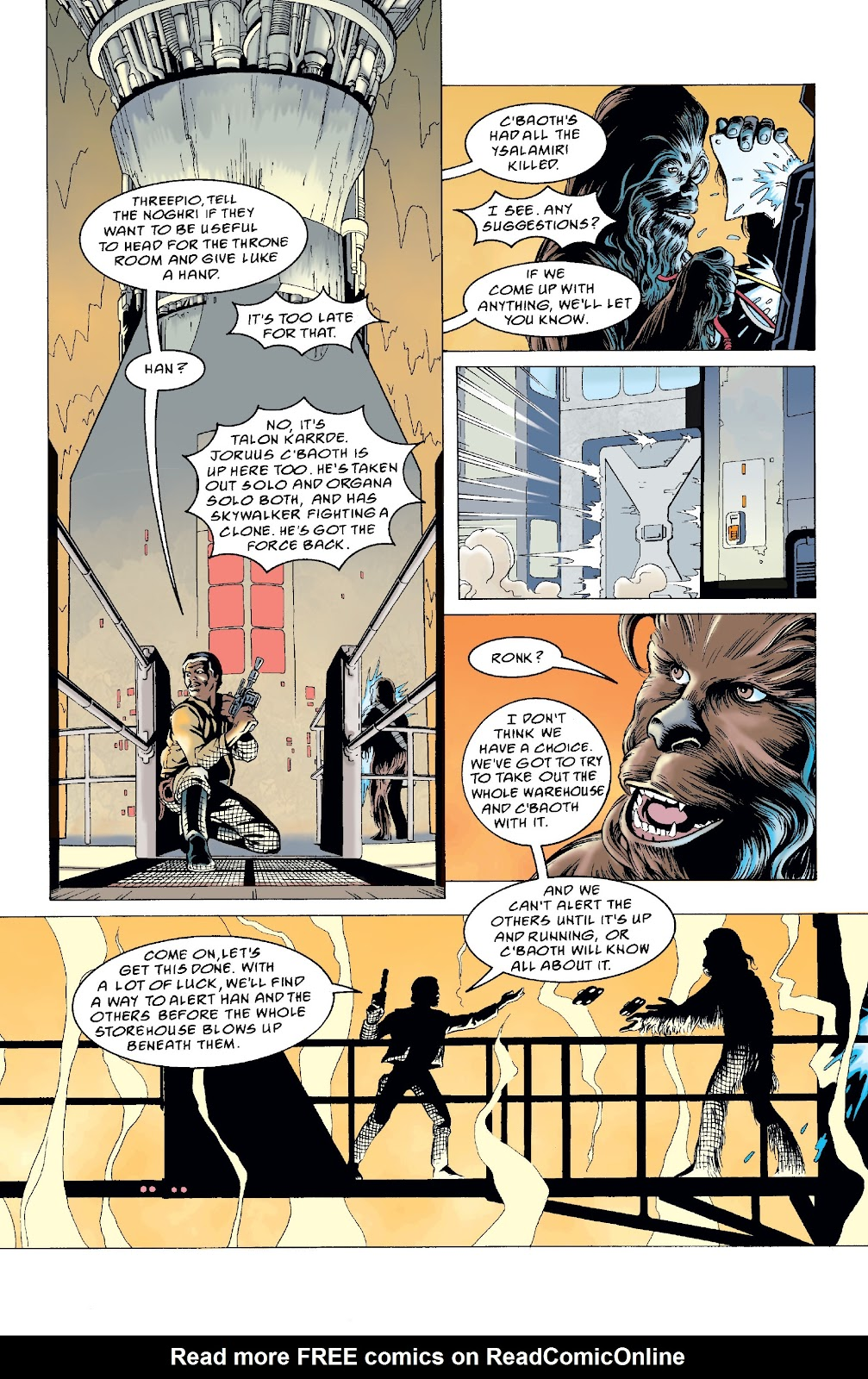 Read online Star Wars Legends: The New Republic - Epic Collection comic -  Issue # TPB 4 (Part 5) - 21