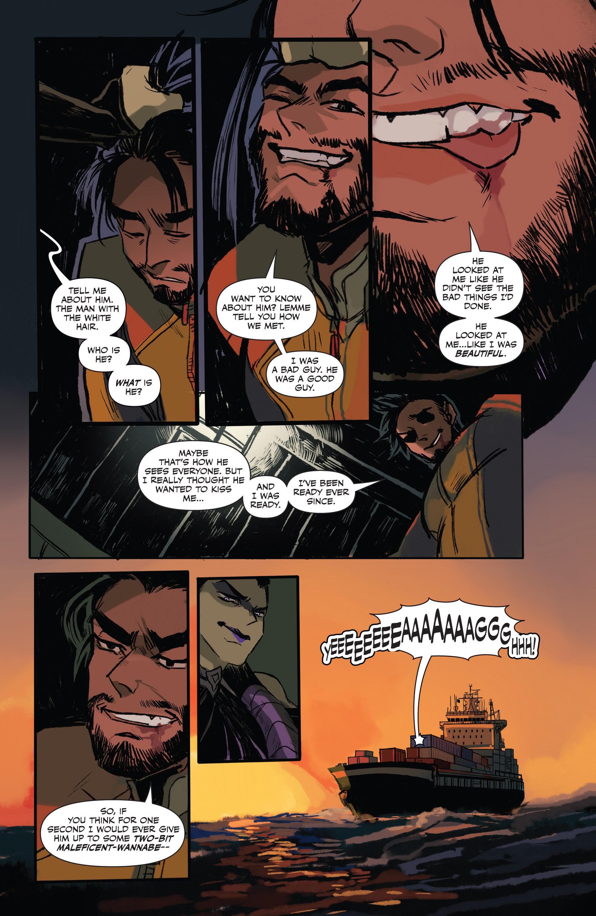 Read online Freelance comic -  Issue #3 - 13