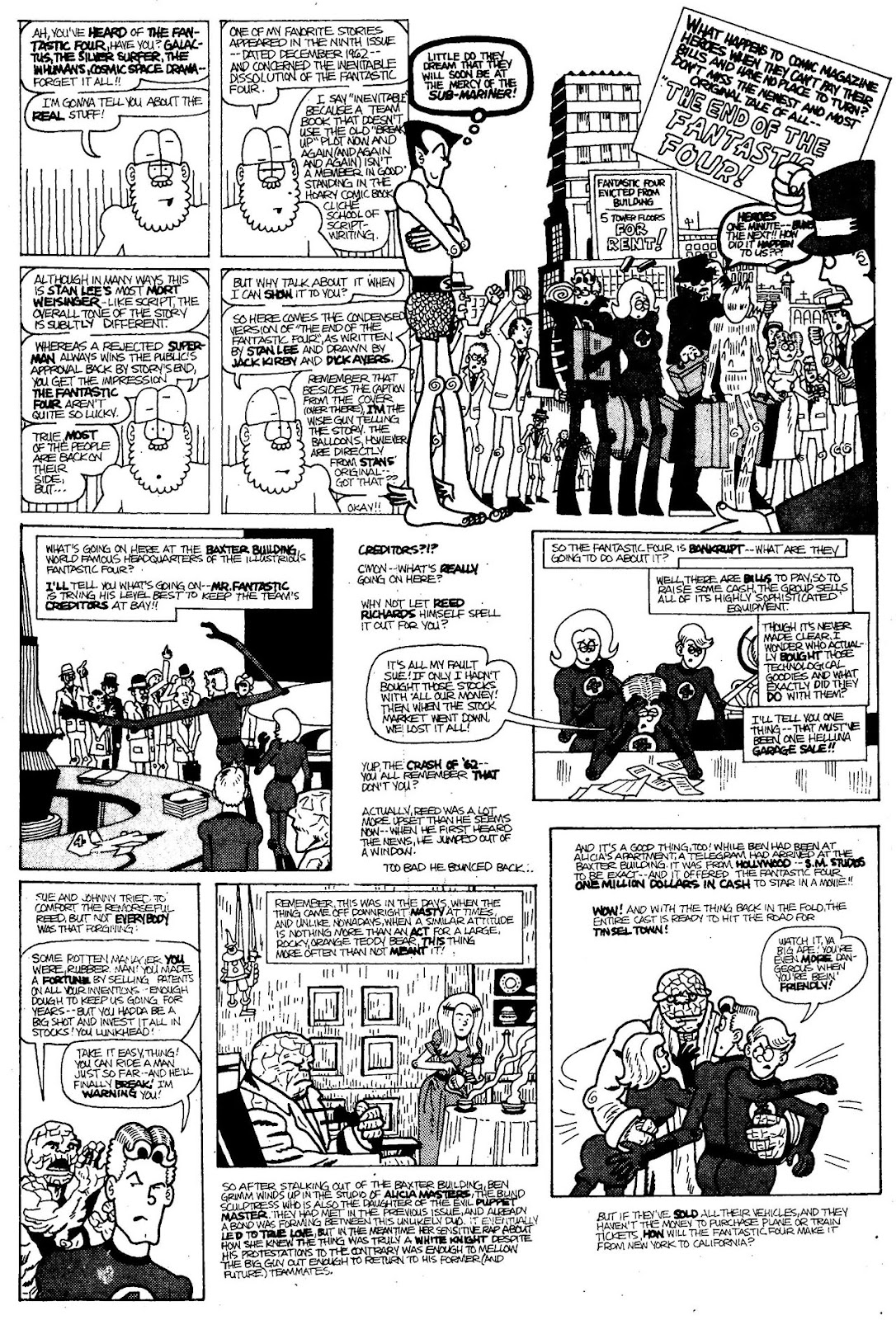 Read online The Nearly Complete Essential Hembeck Archives Omnibus comic -  Issue # TPB (Part 2) - 73