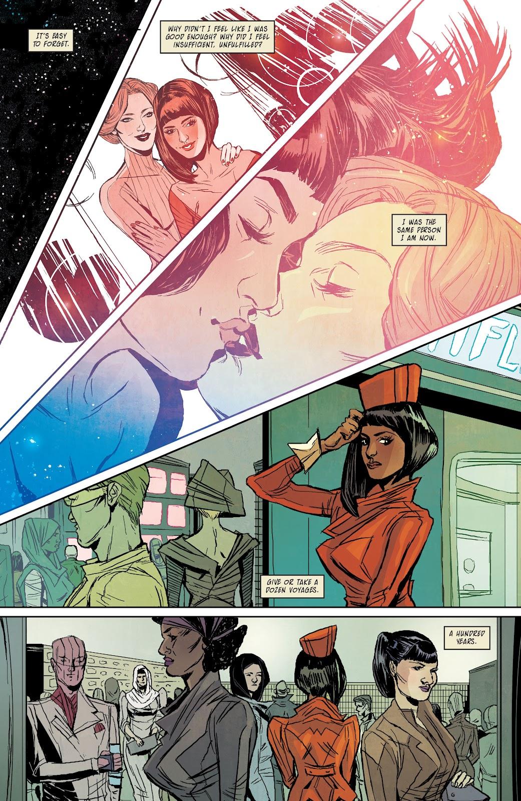 Read online Strange Adventures (2014) comic -  Issue # TPB (Part 2) - 3