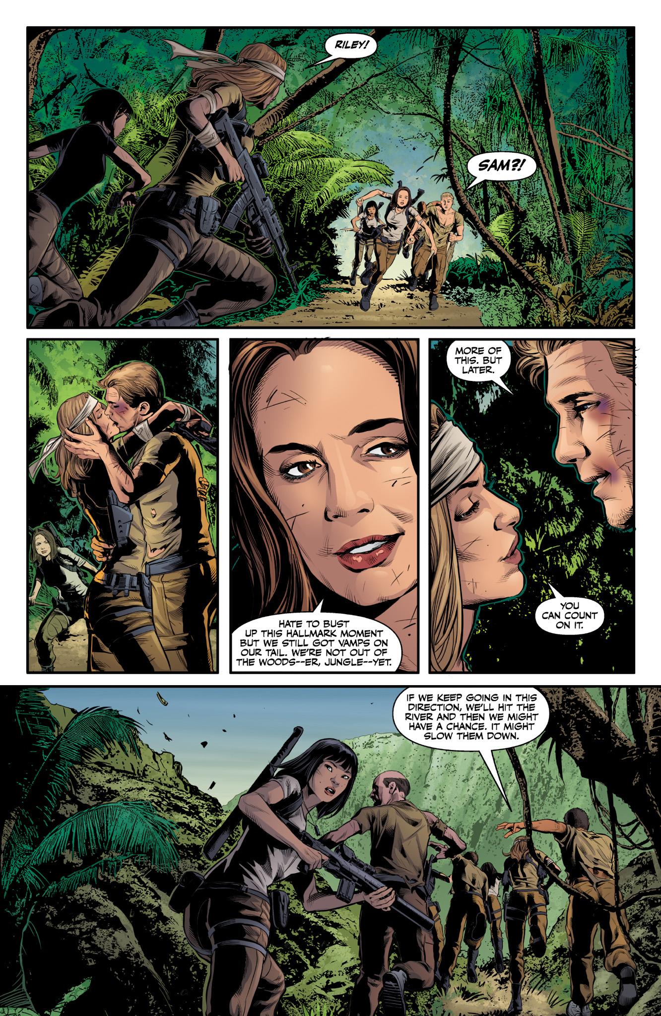Read online Angel & Faith Season 10 comic -  Issue #9 - 17