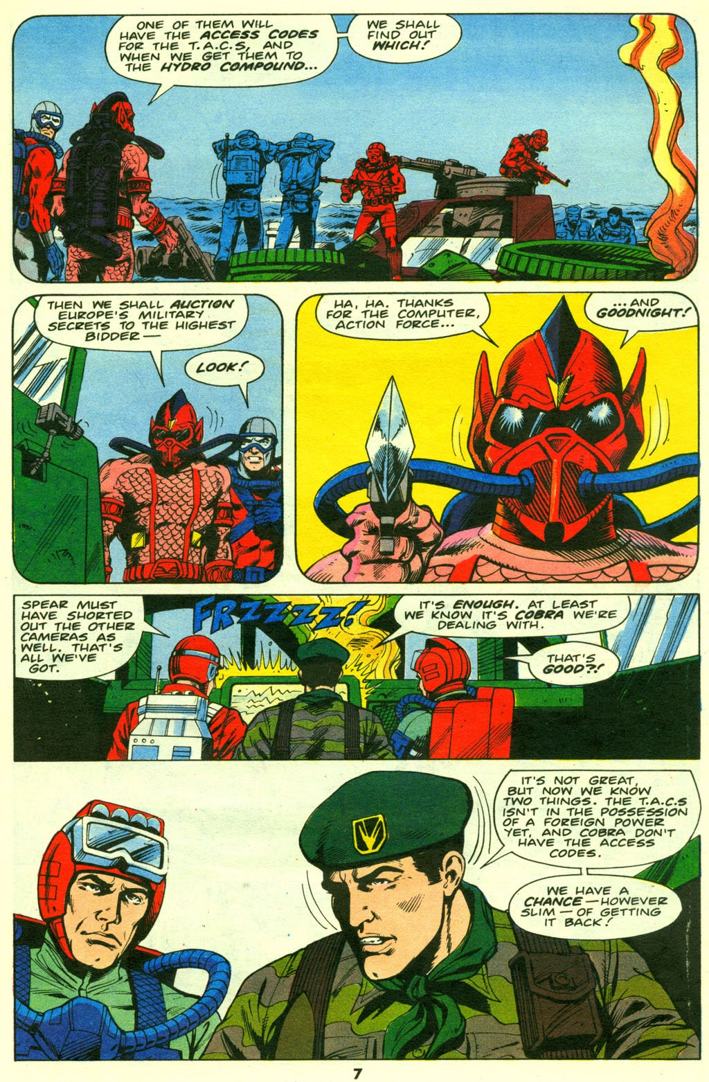 G.I. Joe European Missions issue 14 - Page 8