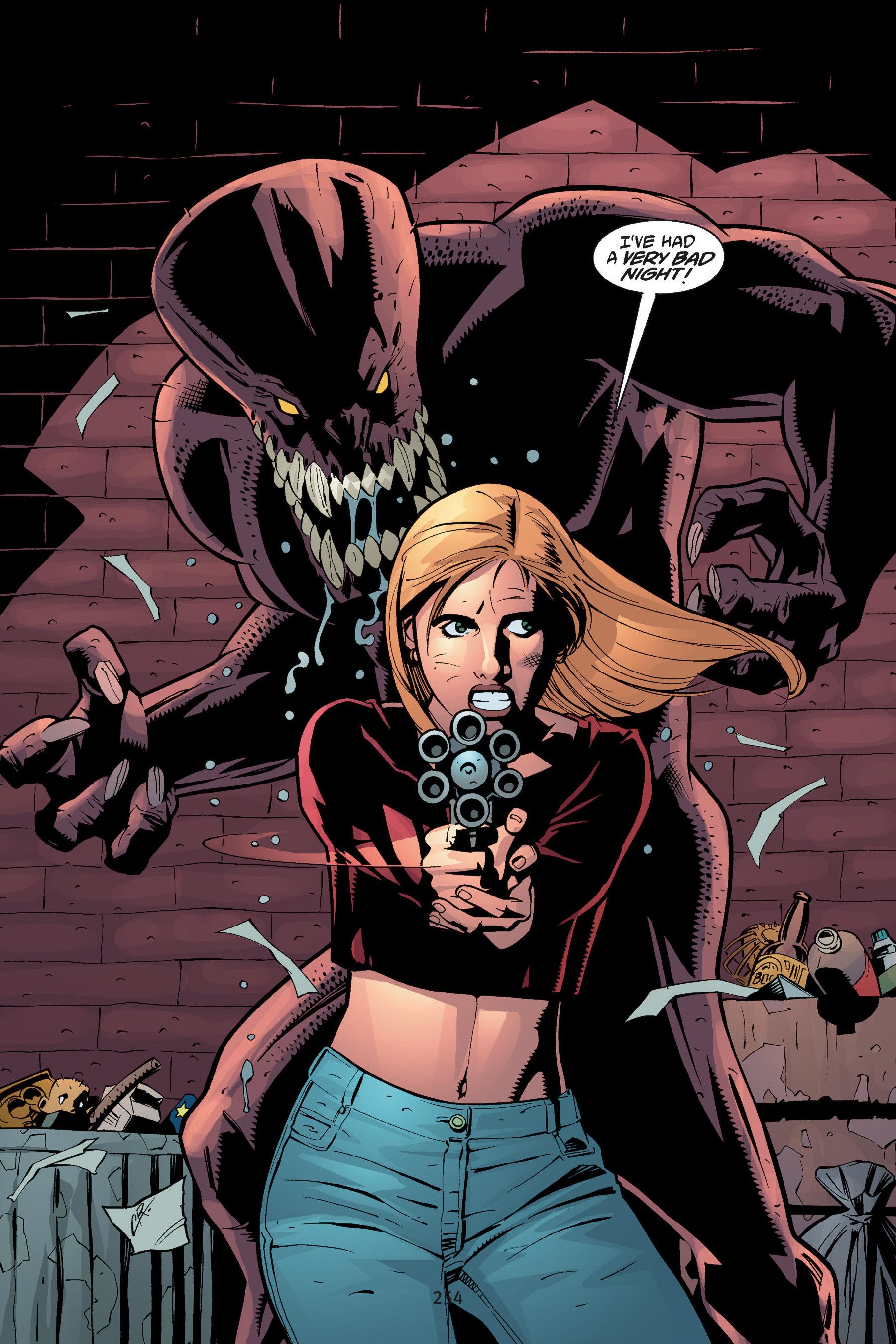 Read online Buffy the Vampire Slayer: Omnibus comic -  Issue # TPB 5 - 253