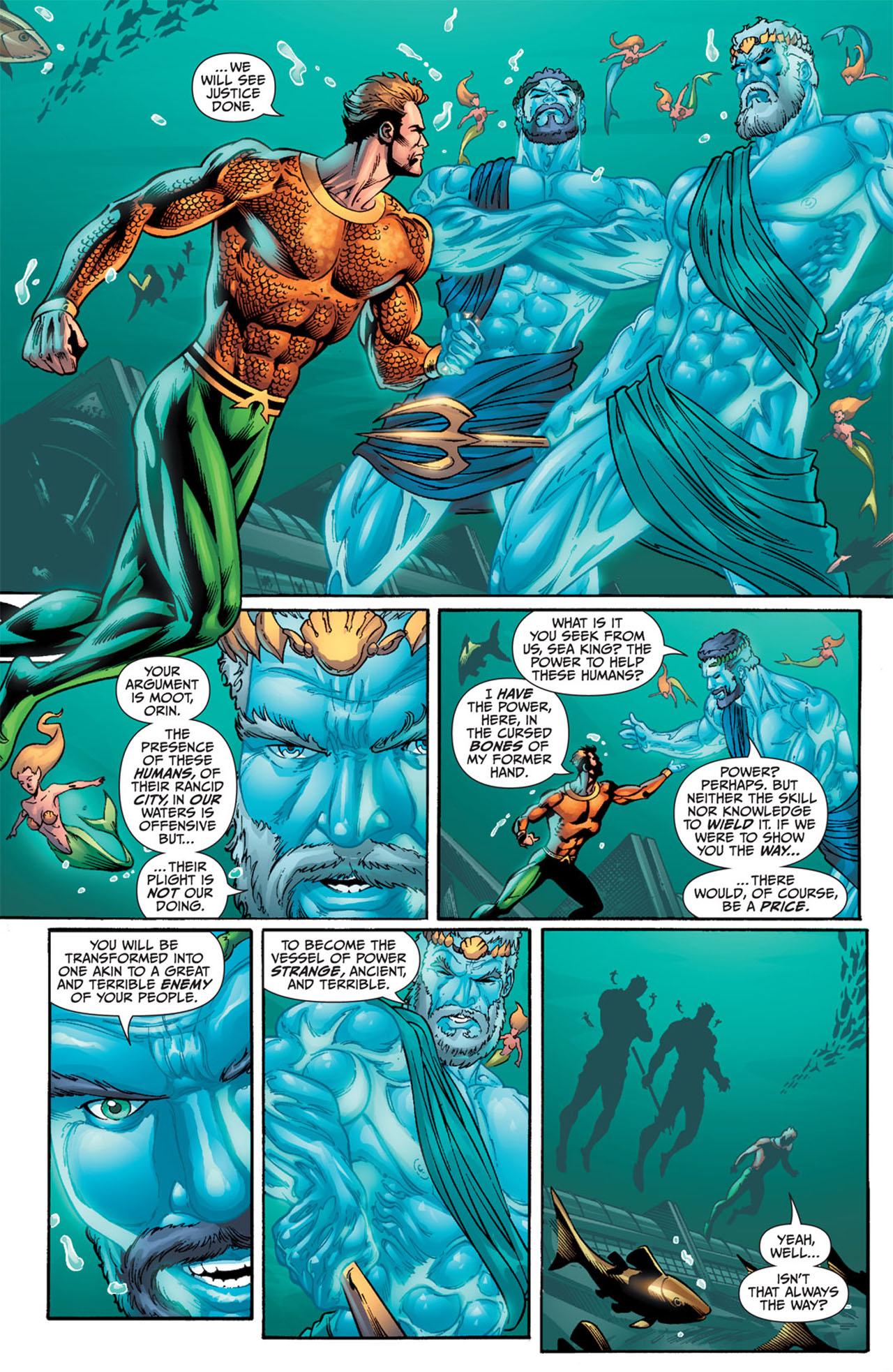 Read online World War III comic -  Issue #2 - 18