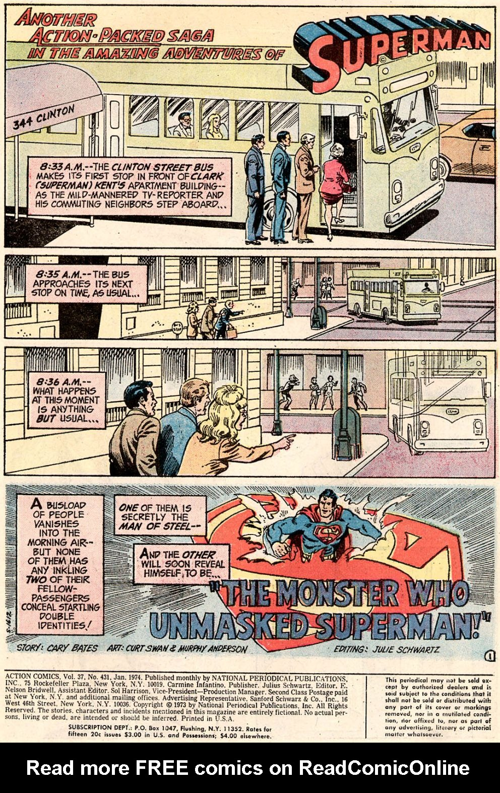 Read online Action Comics (1938) comic -  Issue #431 - 3