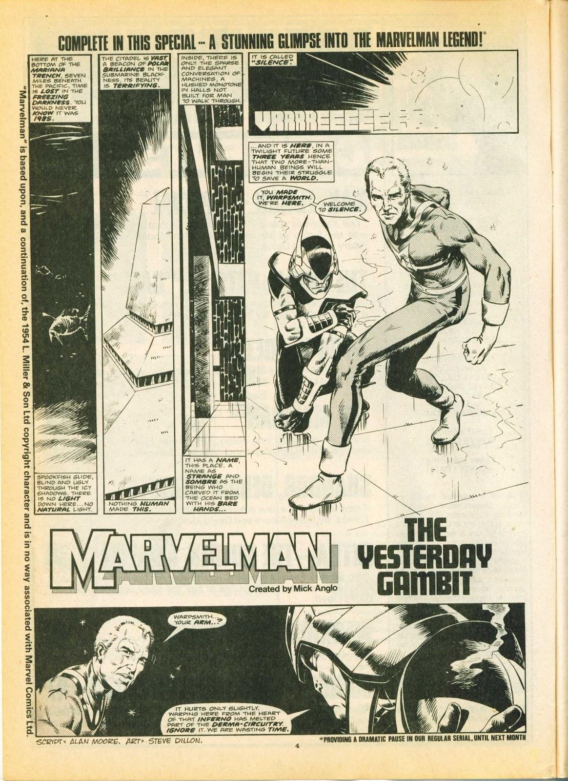 Warrior Issue #4 #5 - English 4