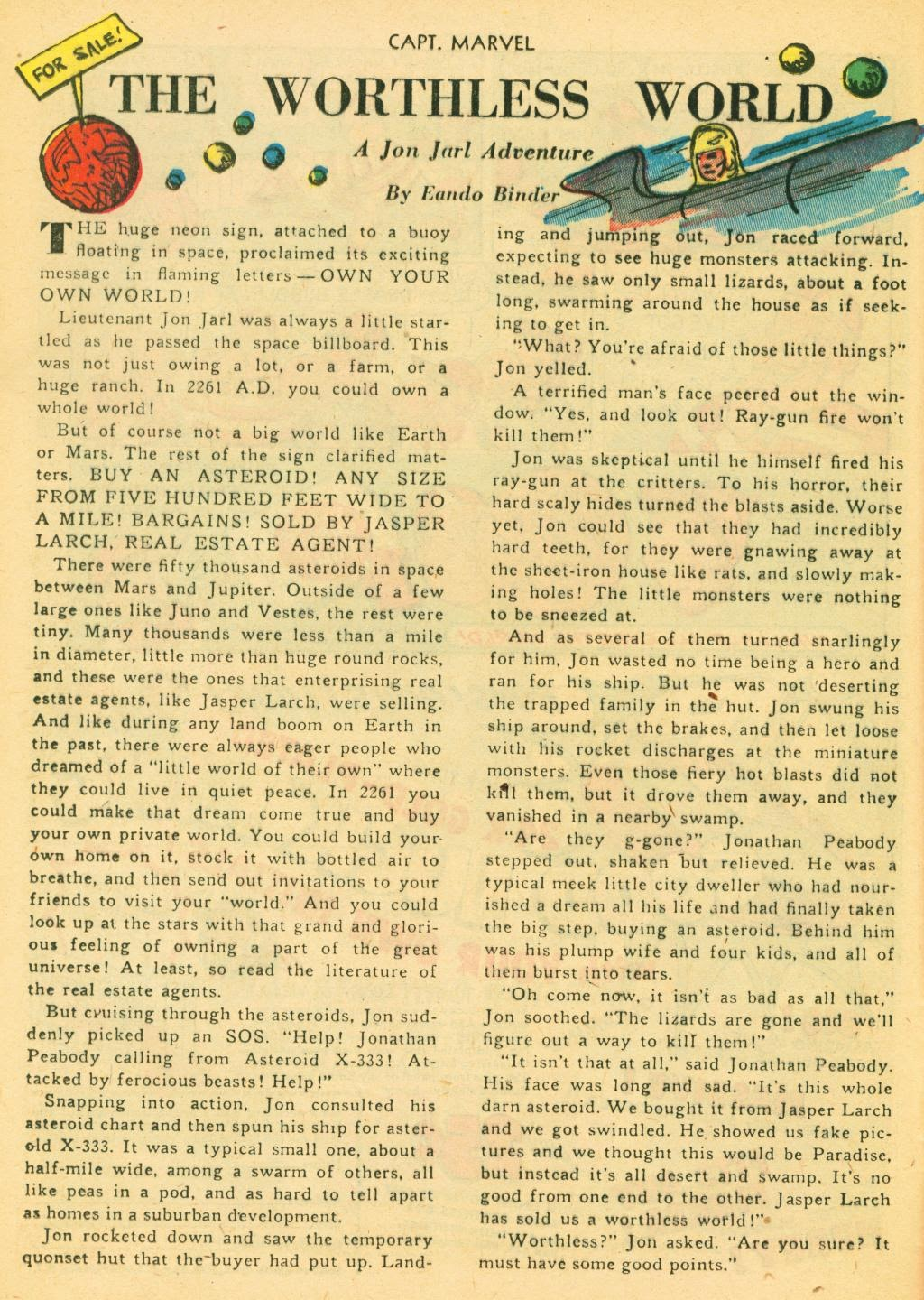 Captain Marvel Adventures issue 130 - Page 12