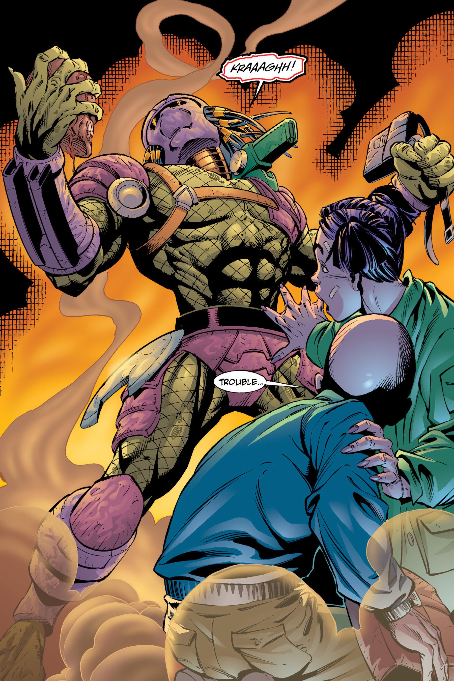 Read online Aliens vs. Predator Omnibus comic -  Issue # _TPB 2 Part 4 - 98