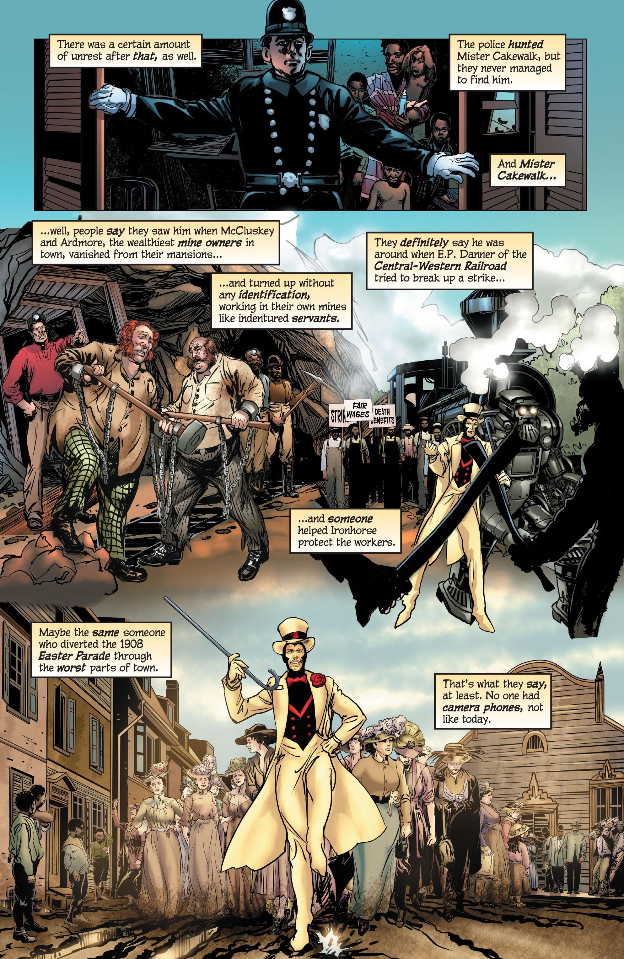 Read online Astro City comic -  Issue #37 - 20