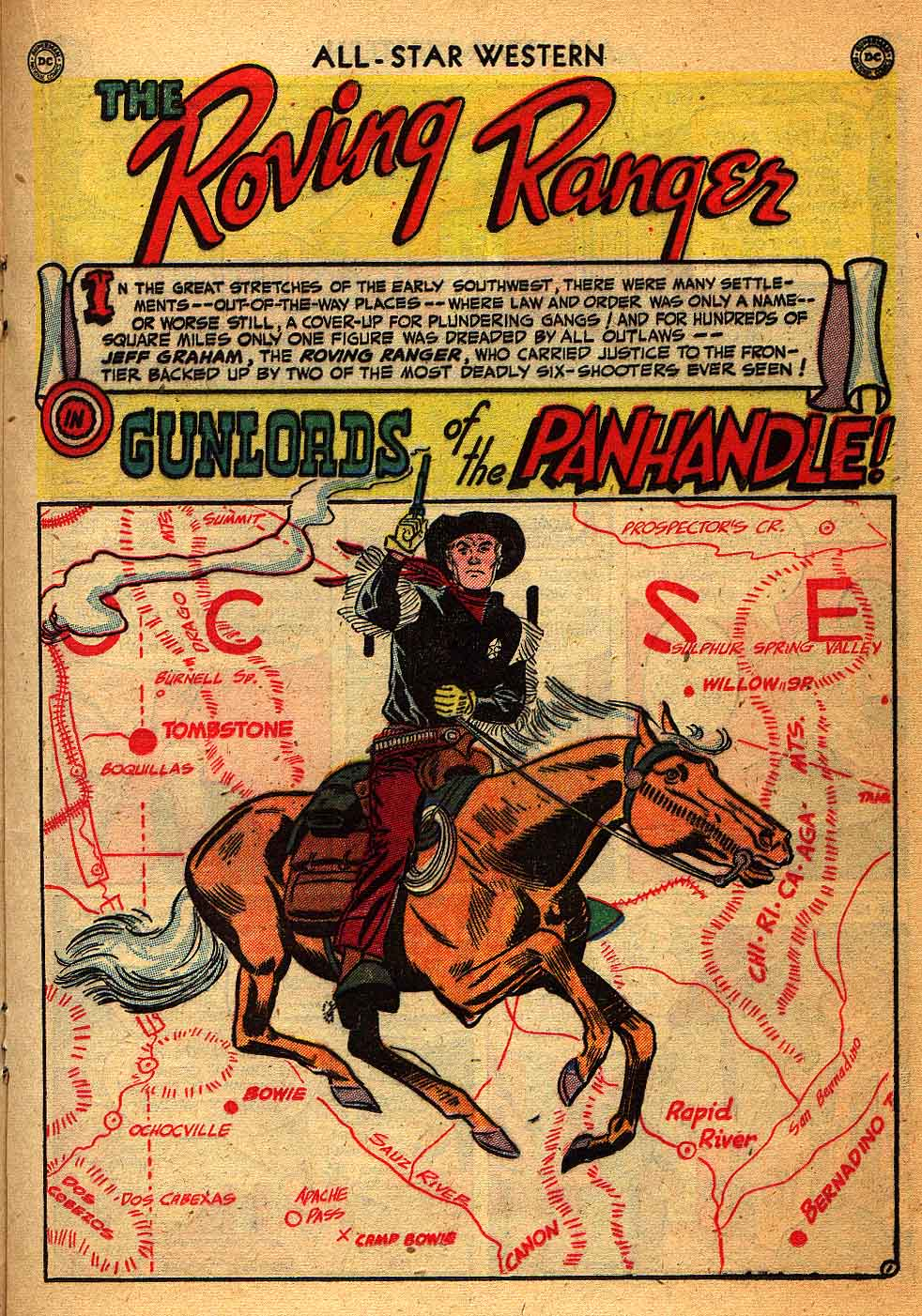Read online All-Star Western (1951) comic -  Issue #58 - 25