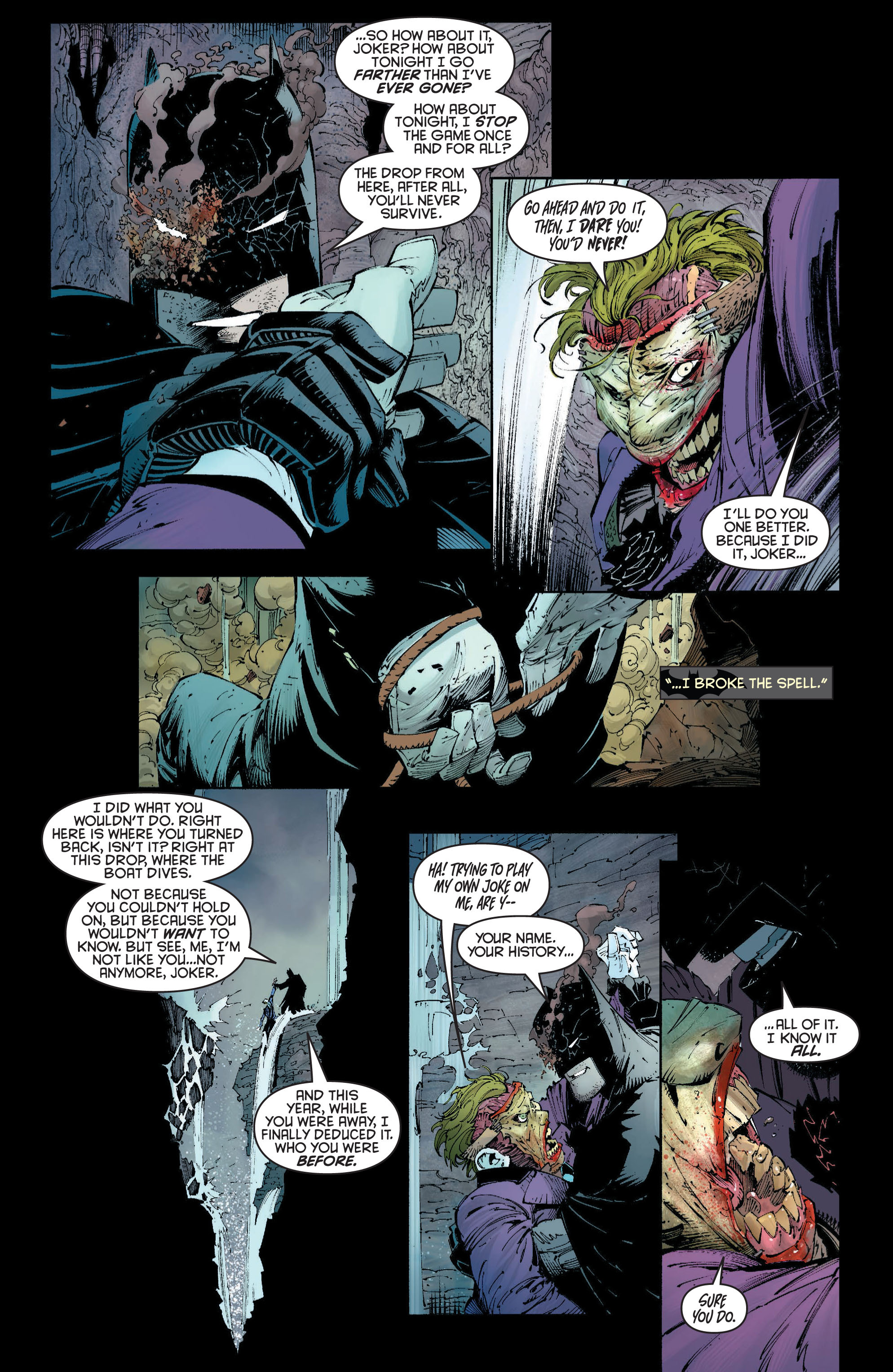 batman death of the family read online free