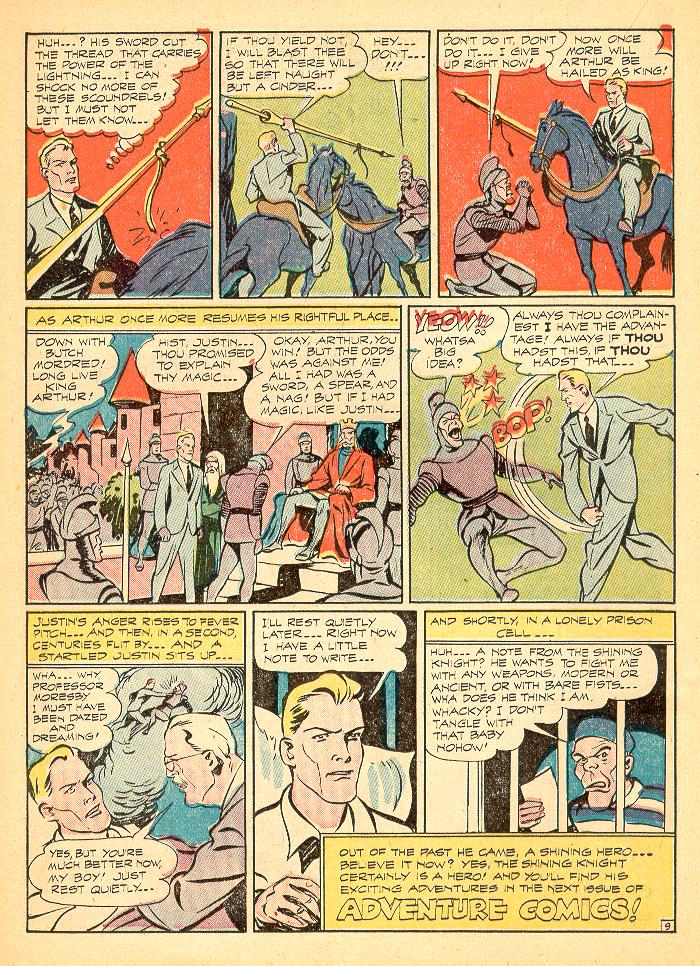 Read online Adventure Comics (1938) comic -  Issue #91 - 28