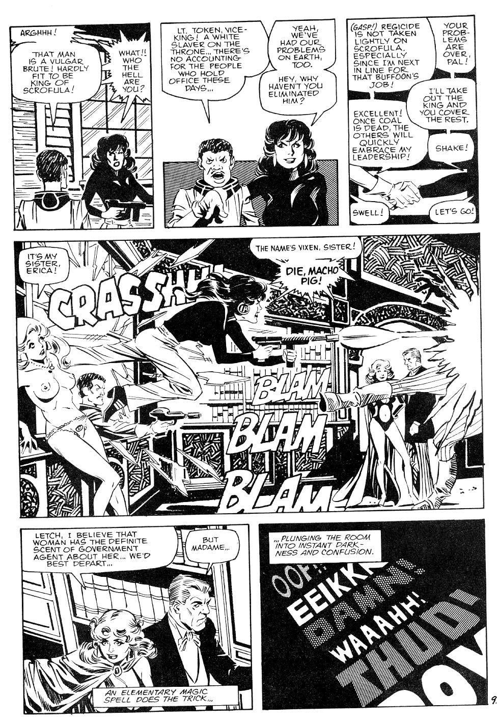 Read online Star*Reach comic -  Issue #4 - 21