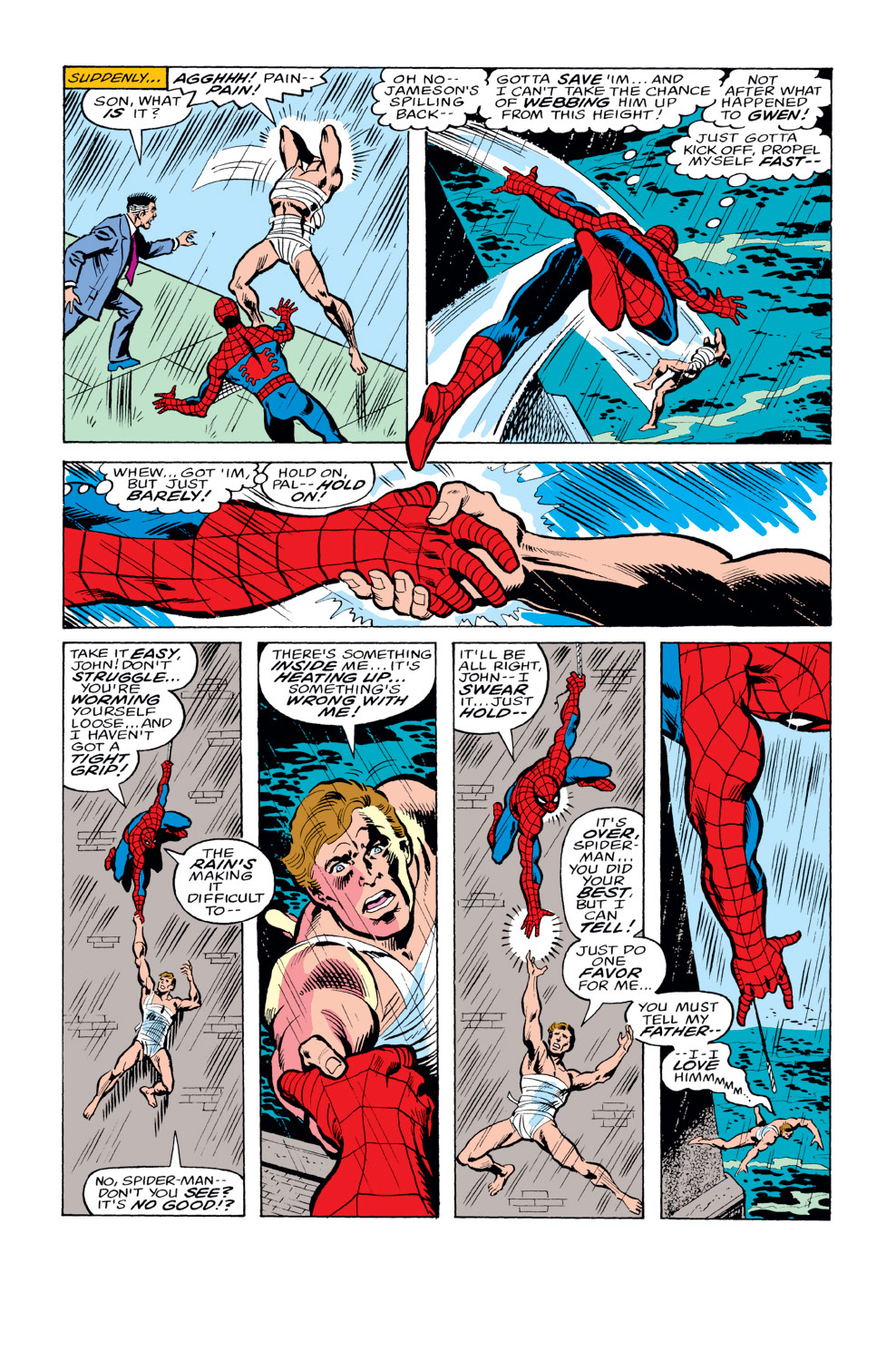 The Amazing Spider-Man (1963) 190 Page 16