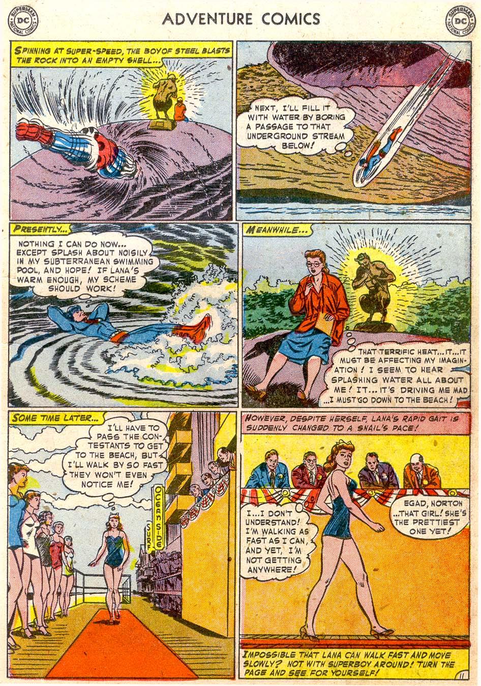 Read online Adventure Comics (1938) comic -  Issue #174 - 13