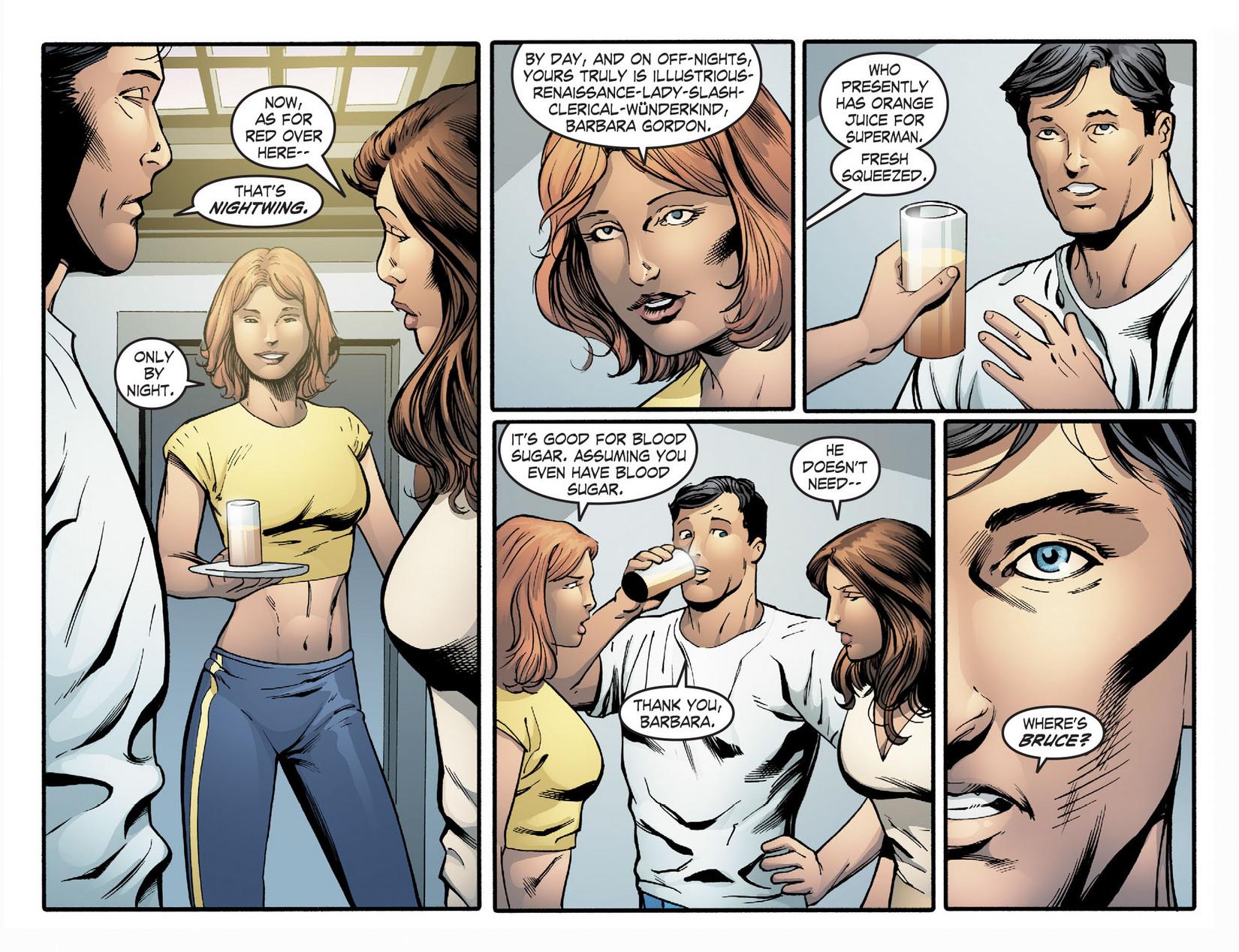Read online Smallville: Season 11 comic -  Issue #22 - 10