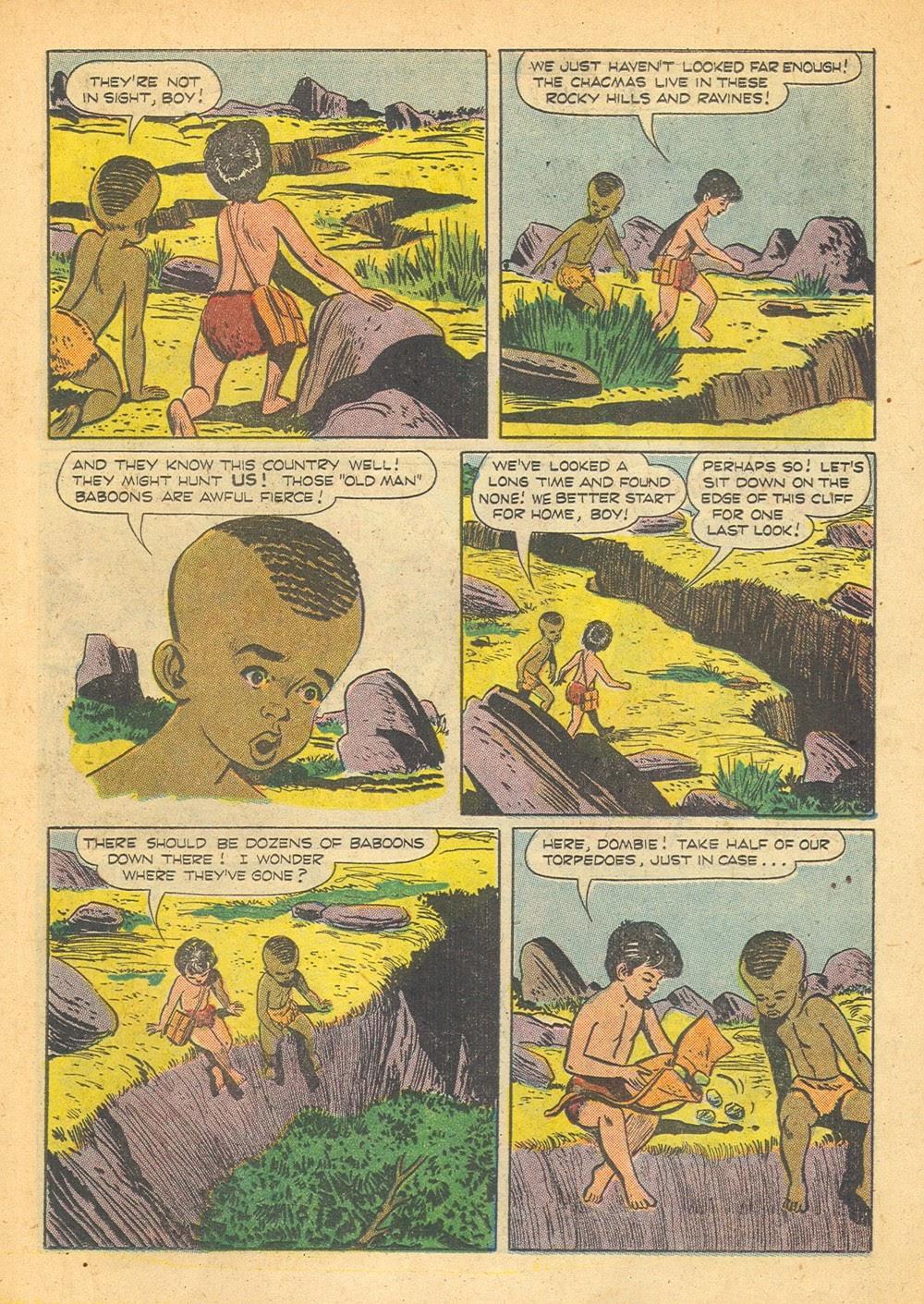 Tarzan (1948) issue 57 - Page 23