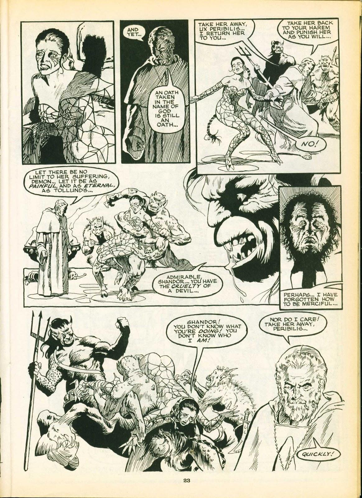 Warrior Issue #21 #22 - English 23